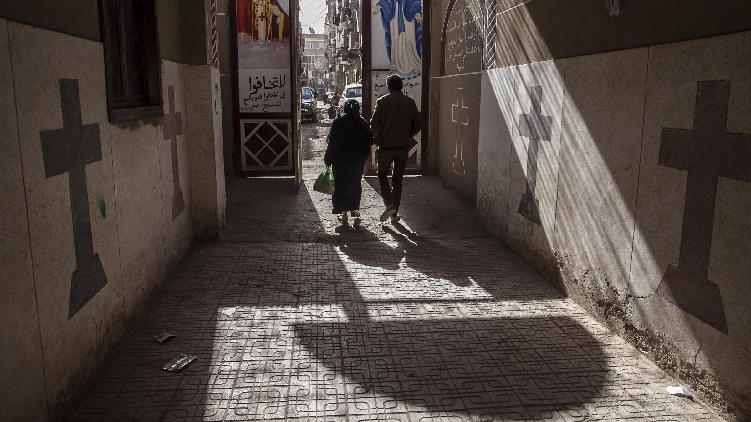 ISIS claims responsibility for attack against Copts in Egypt