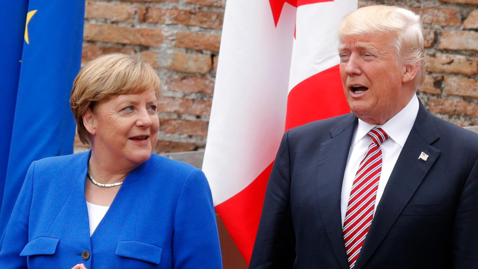Trump rips Germany in early morning tweet