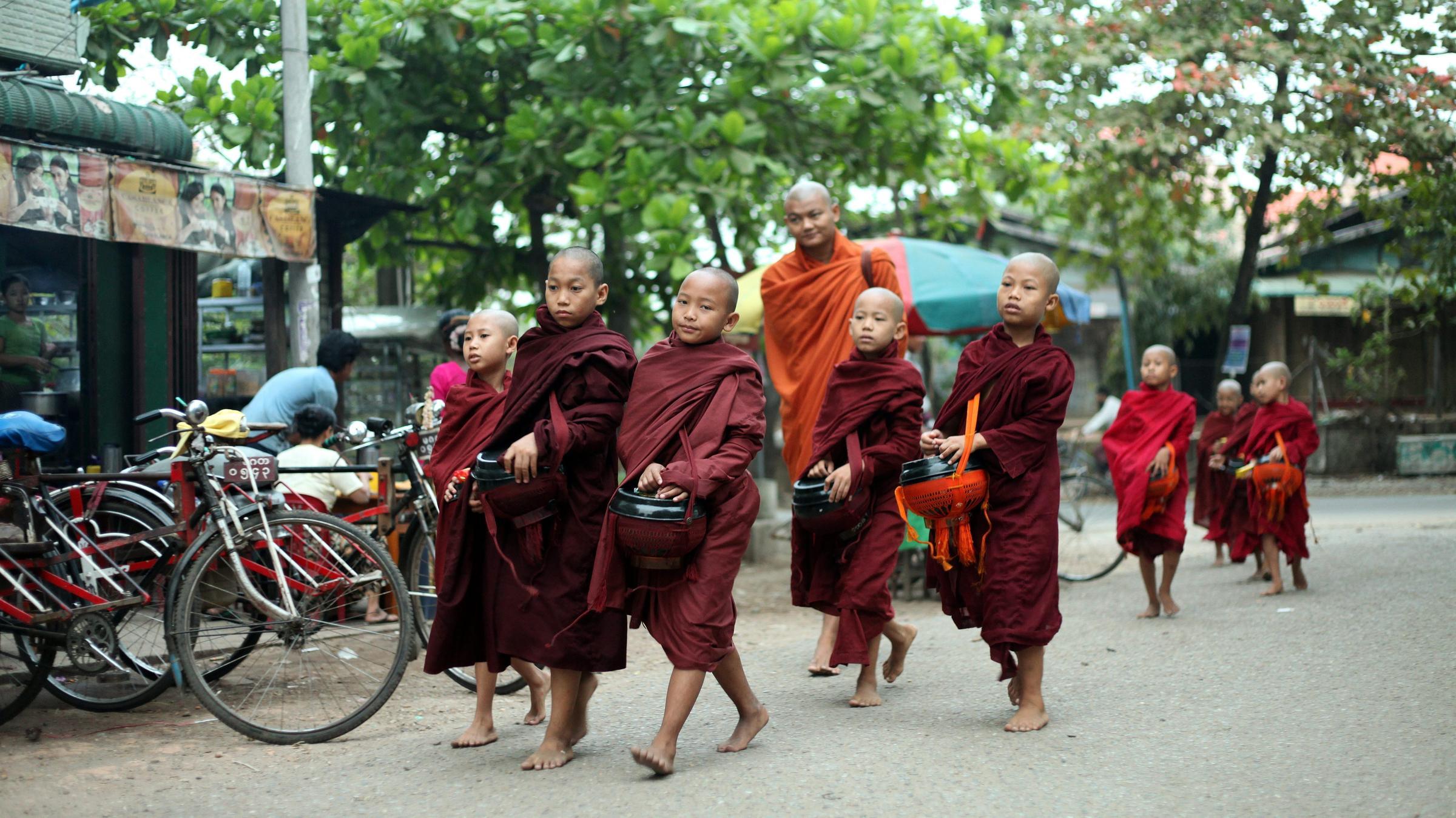 Will Reforms End Myanmar Monks' Spiritual Strike?   KBIA