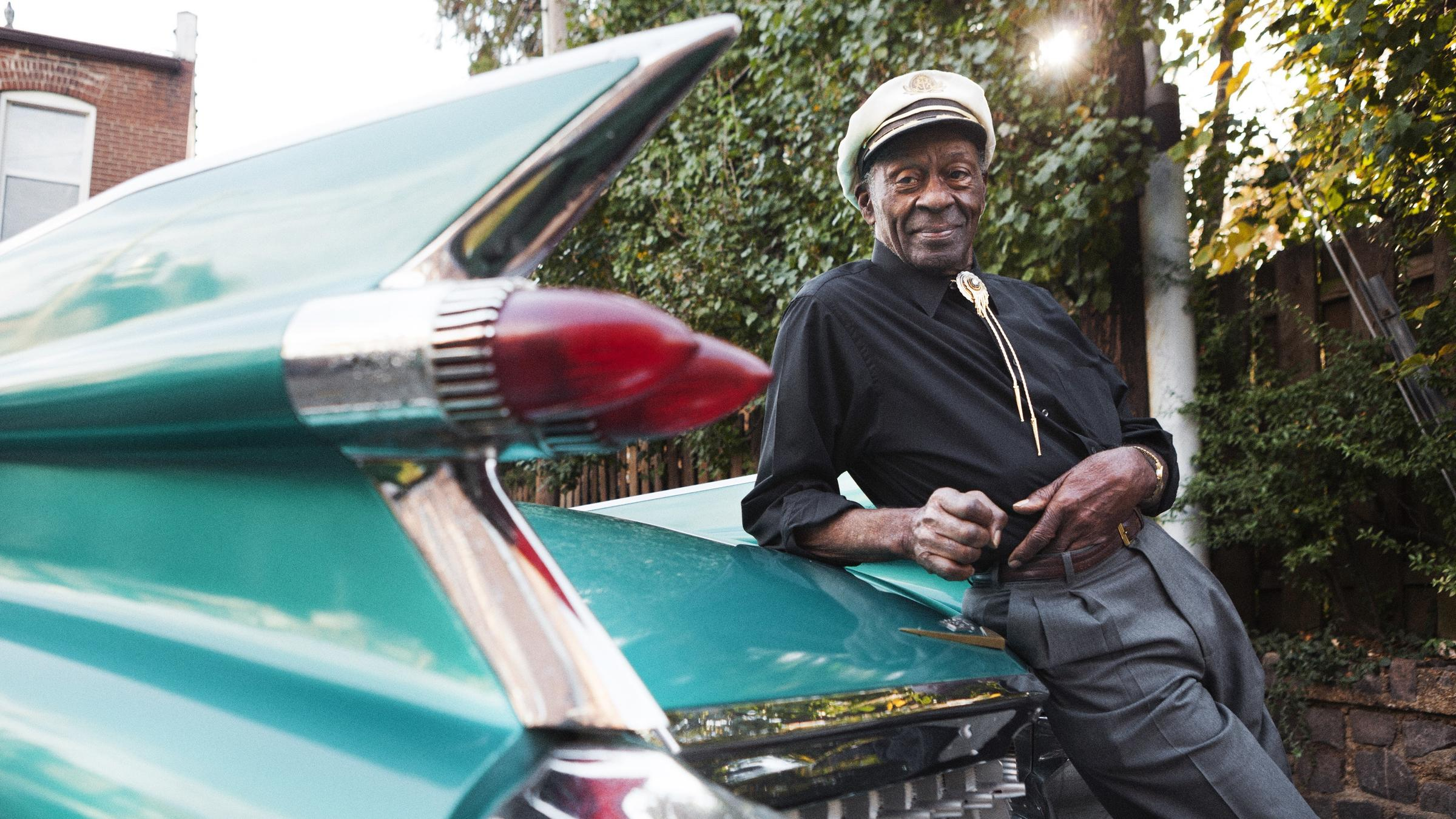Chuck Berry's final album was made on his own terms