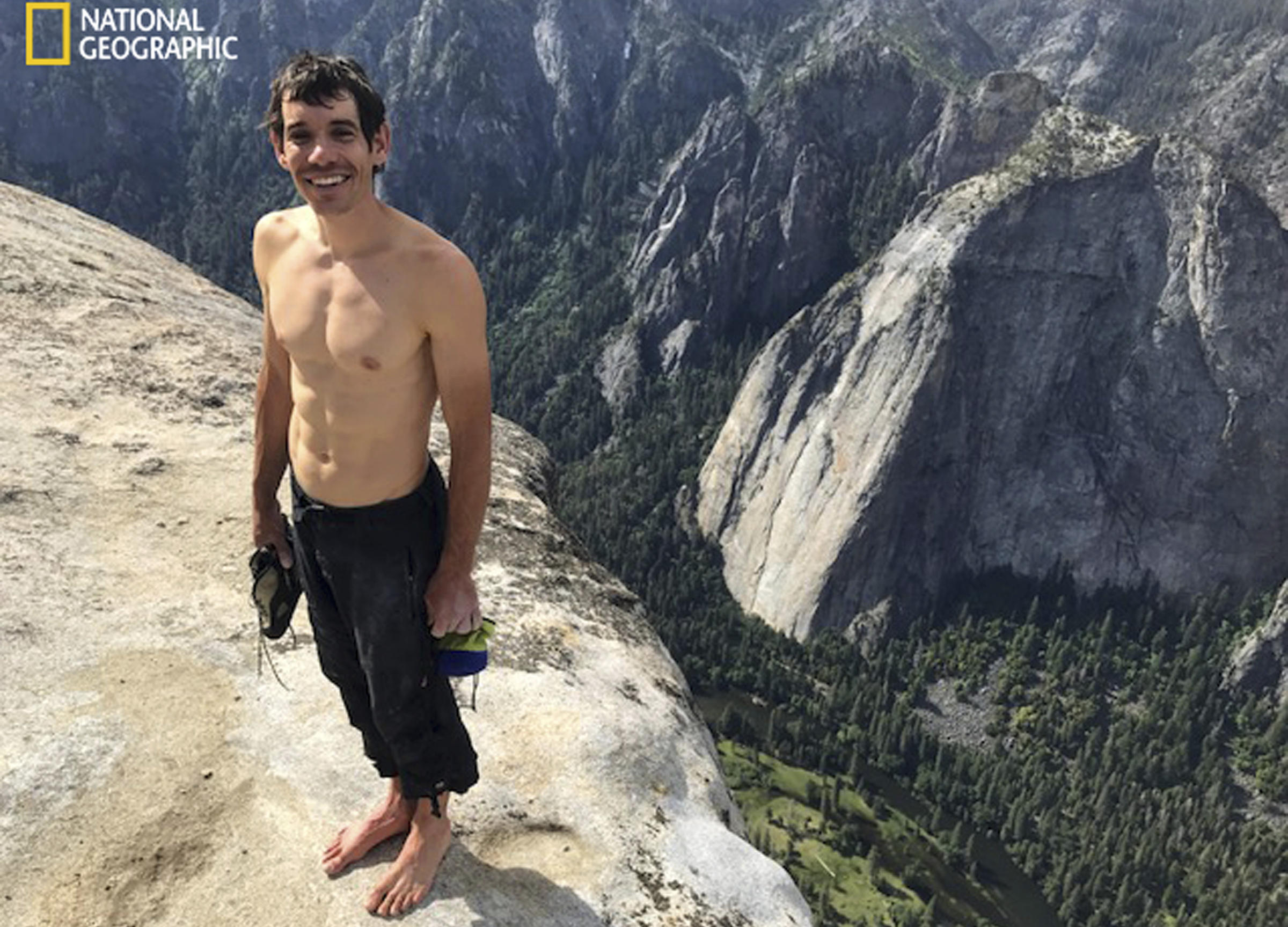 Nat Geo Documents Historic Free Solo Climb of El Capitan