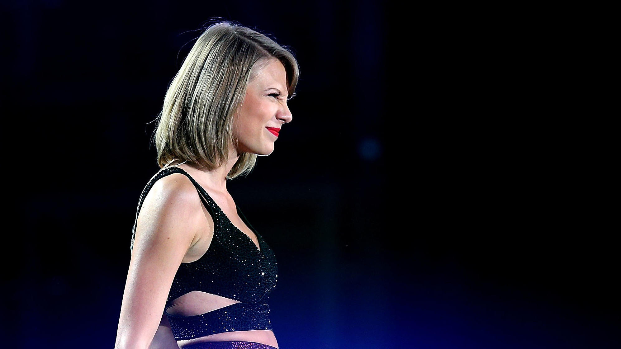 Swift returns to Spotify