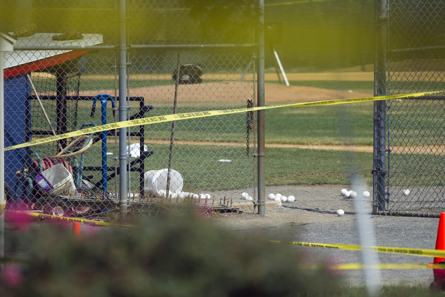 Congressional baseball going on as scheduled after shooting; Scalise in critical condition