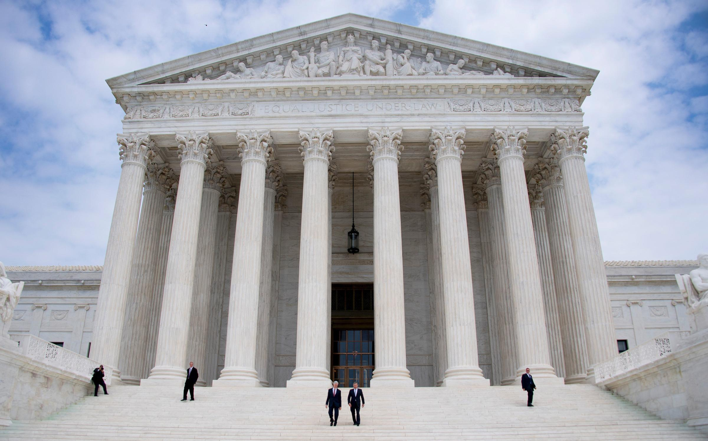 As Term Winds Down, Supreme Court Says It Will Take On Partisan ...