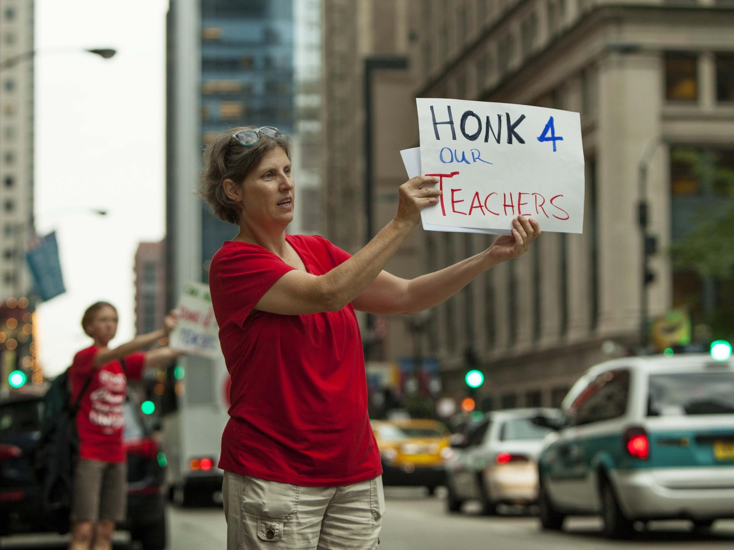 pro teacher unions As originally posted in education post on august 1, celine coggins, a former classroom teacher who founded an organization calledread more.