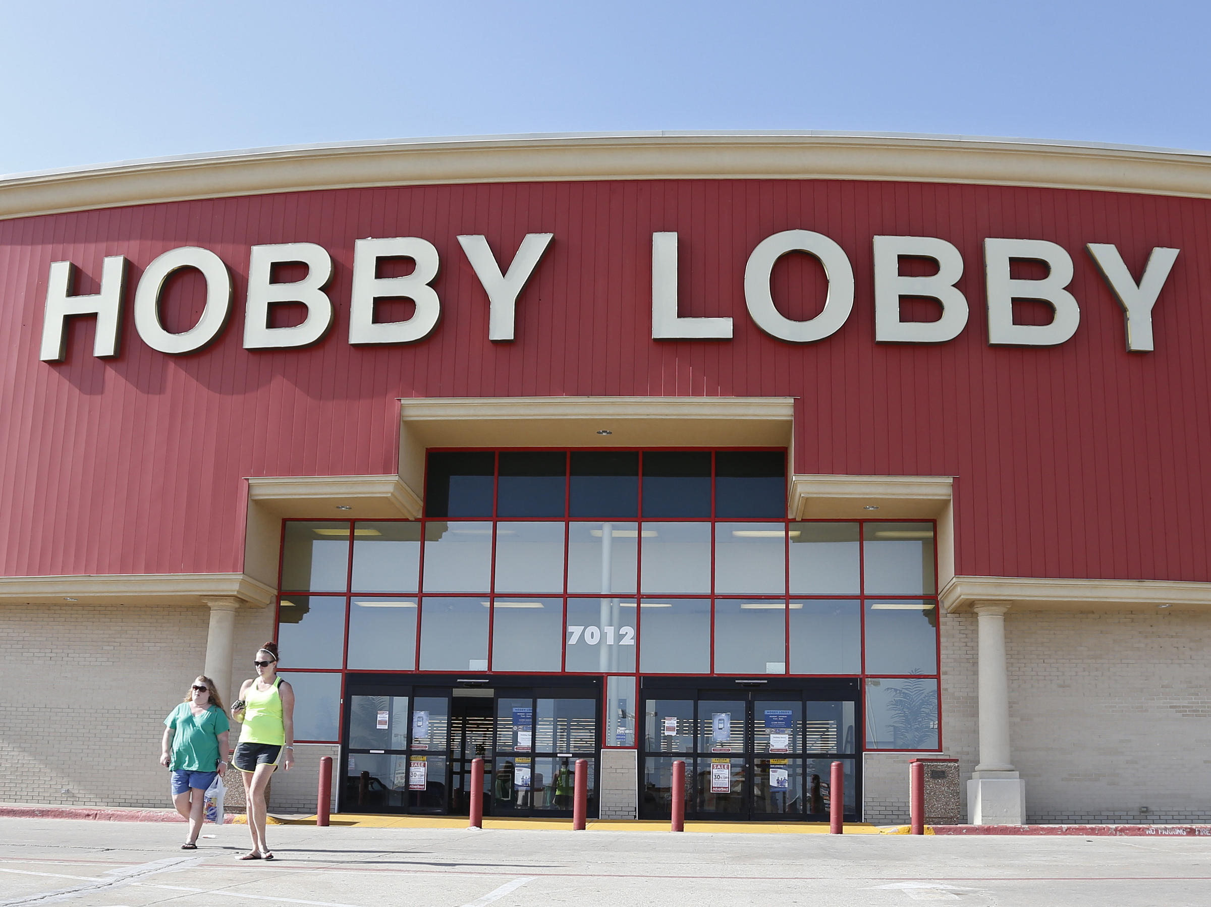 Hobby Lobby fined $3 million over smuggled Iraqi artifacts