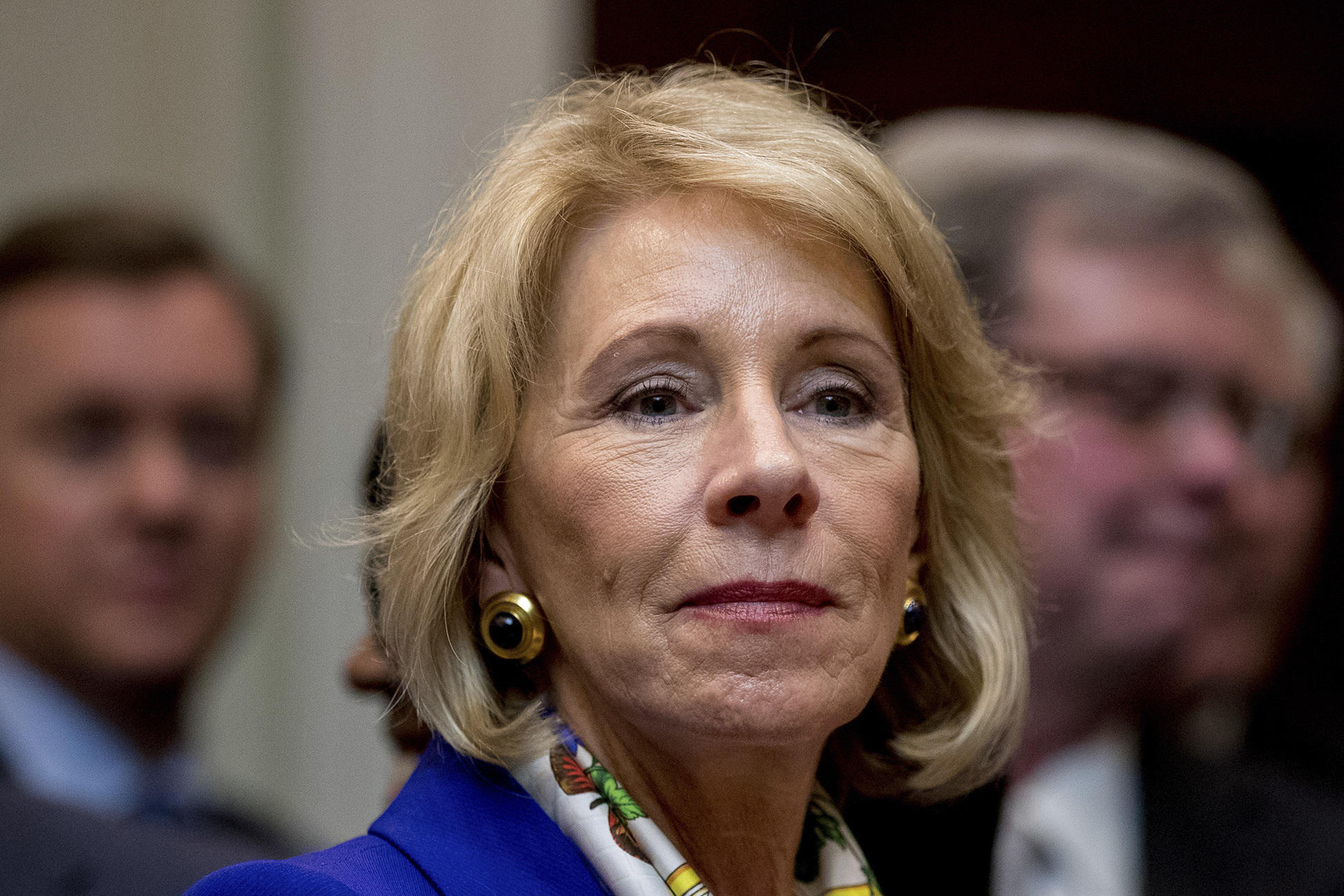 States Are Suing Betsy DeVos For Delaying Student Loan Protections