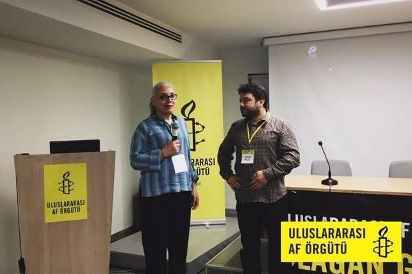 Turkish Police Arrest Local Director Of Amnesty International