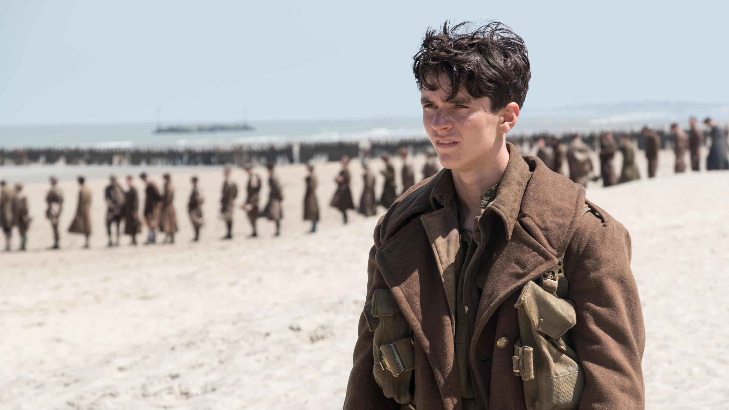 Nolan, Styles team up to tackle WWII battle in 'Dunkirk'