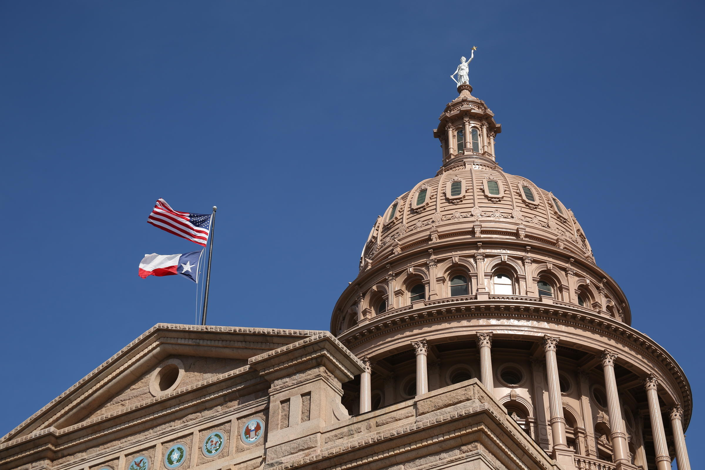 Texas Legislature begins hustling to revive 'bathroom bill'