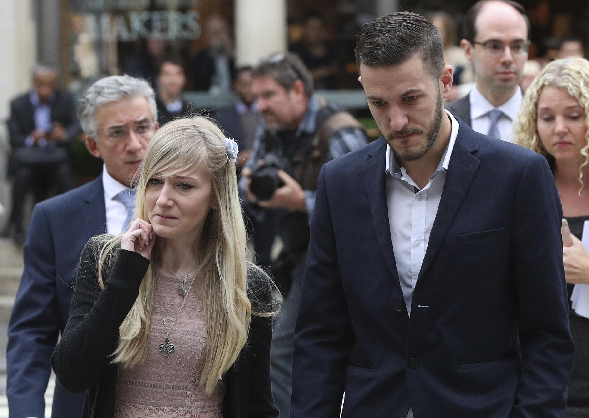 Death threats over Charlie Gard case