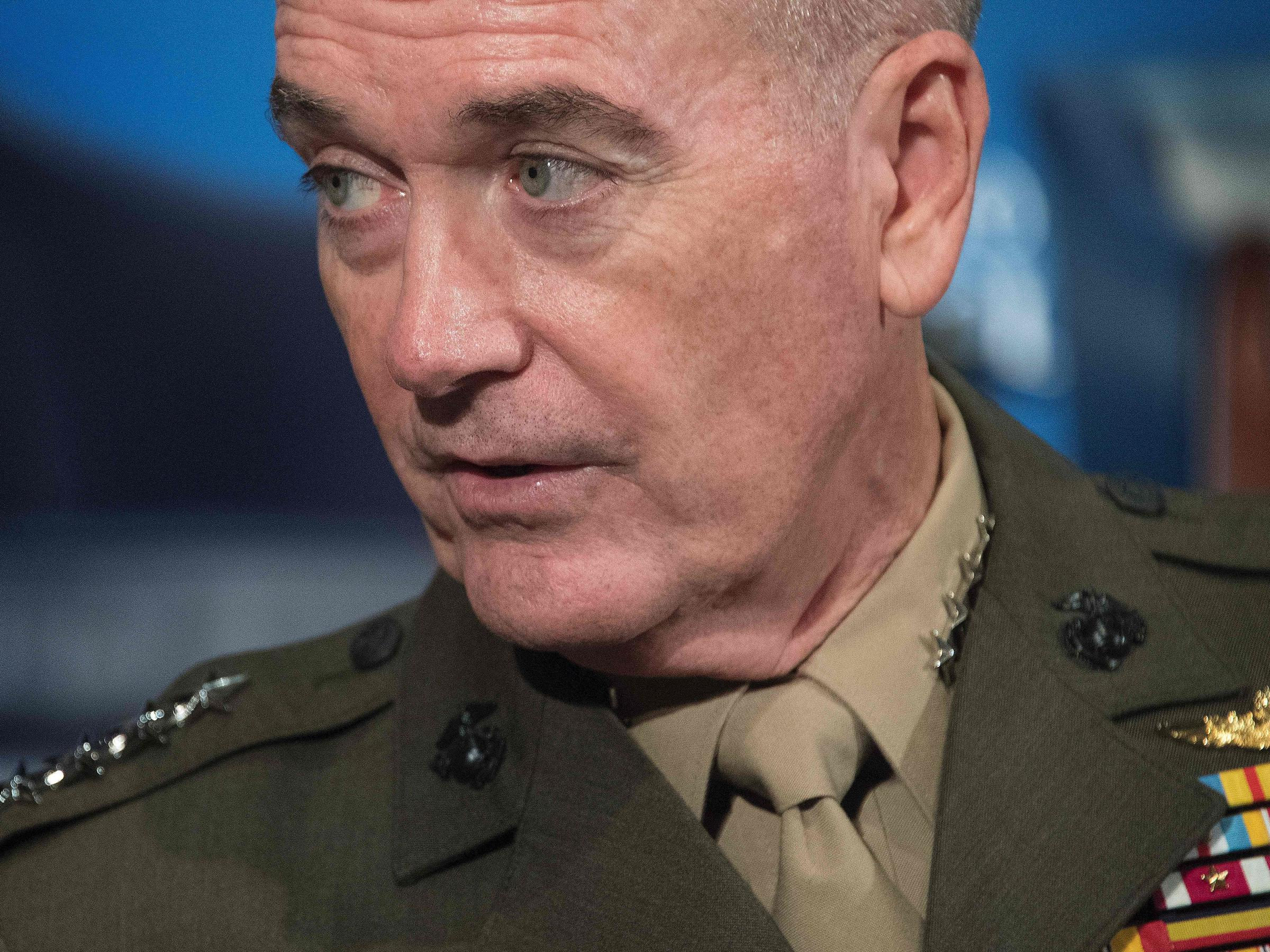 Joint chiefs chairman says transgender policy won 39 t change for Chair joint chiefs of staff