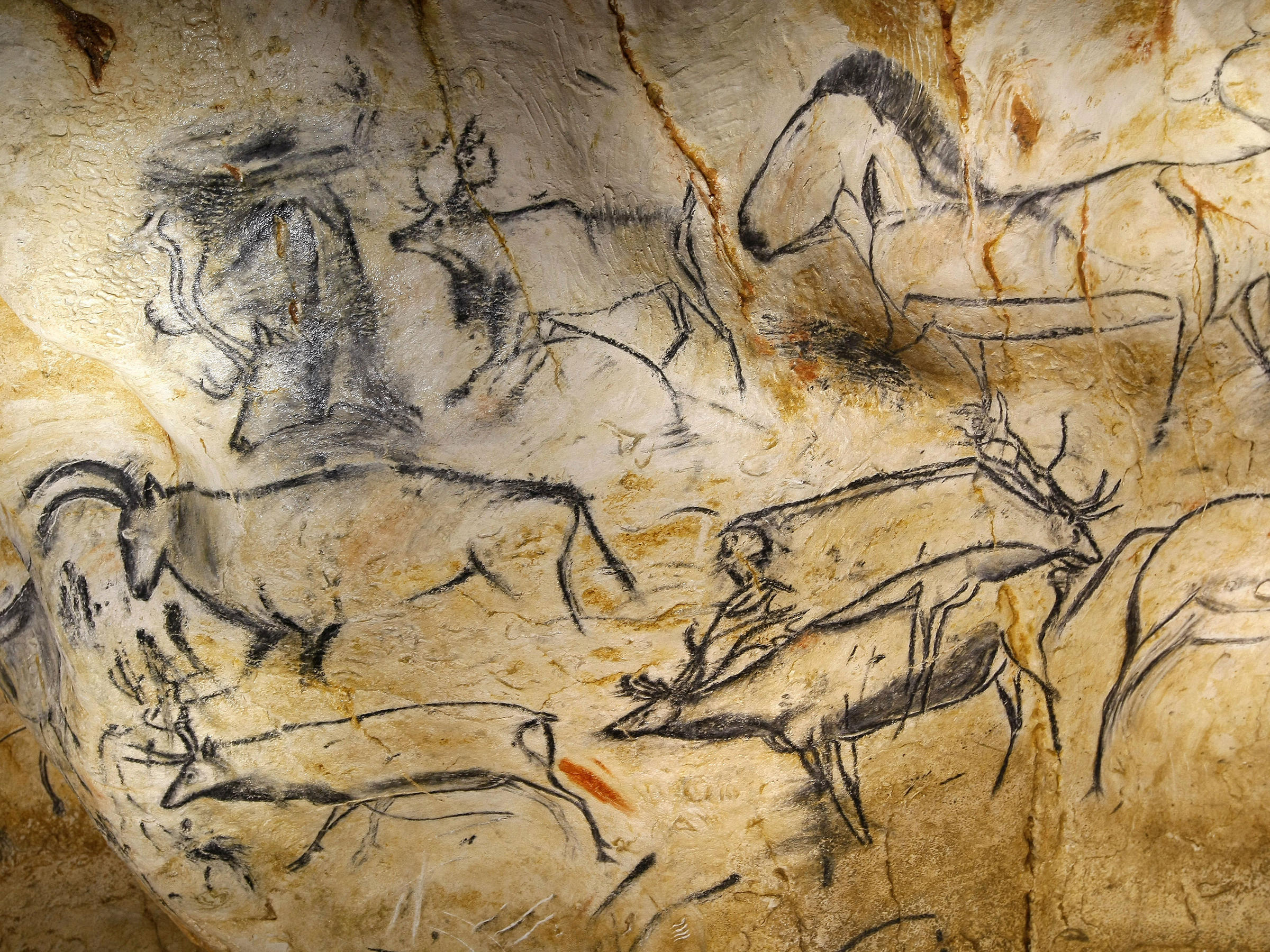 France's 'New' Prehistoric Cave Art: The Real Thing? | New ...