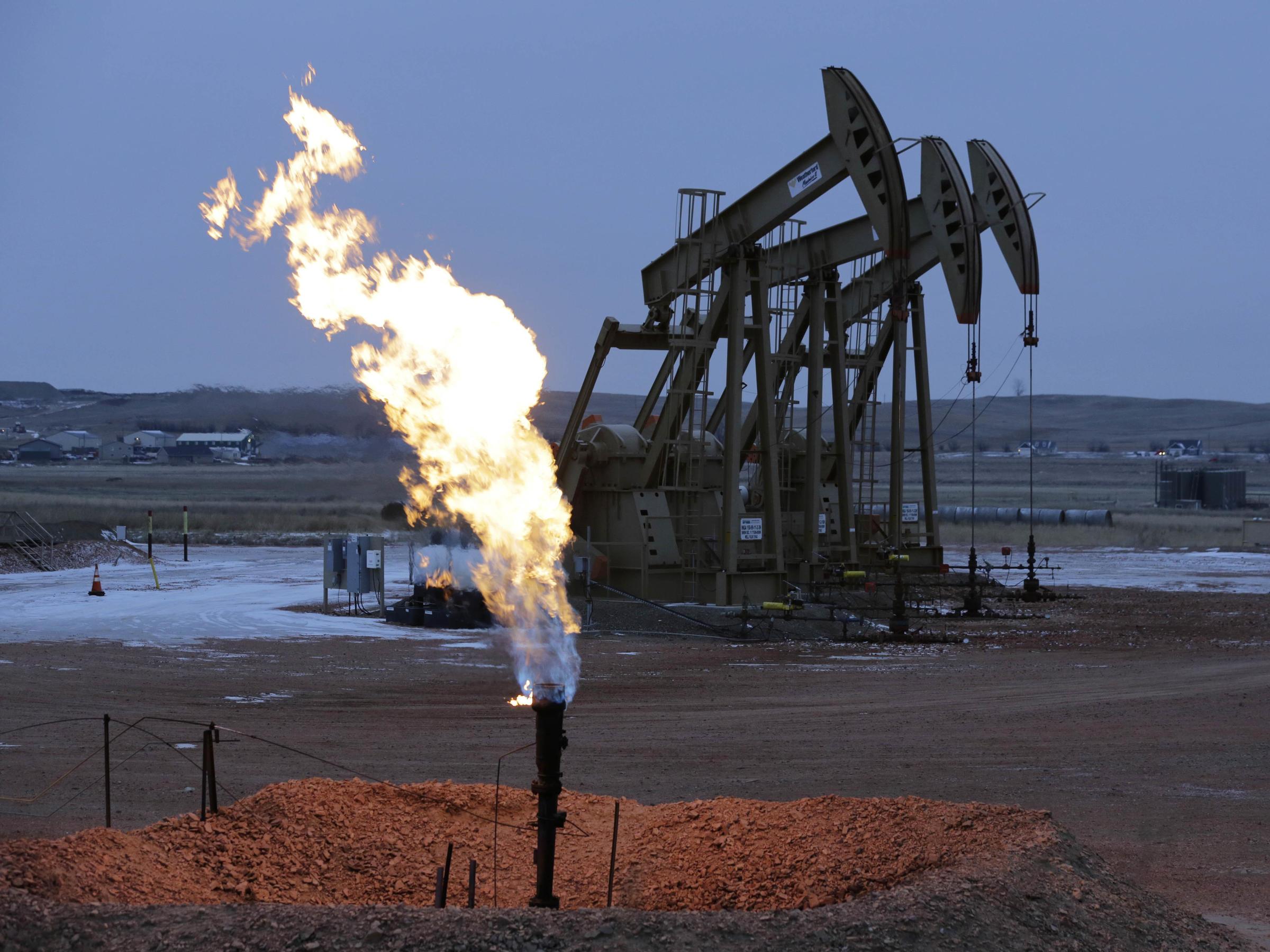 oil industry gay
