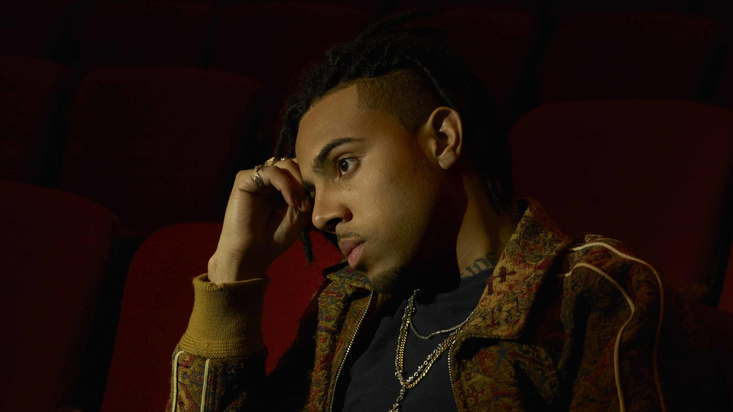 On 'The Autobiography,' Vic Mensa Faces His Personal