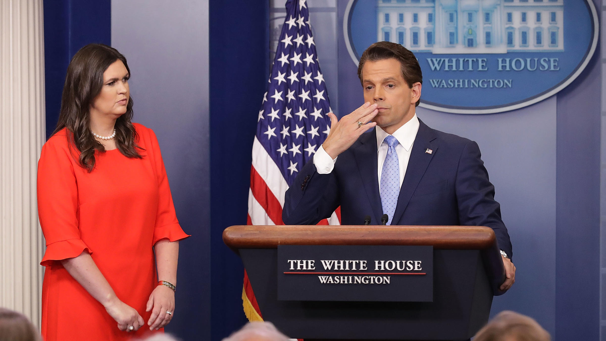 White House Press Briefing Live Streaming 5 Accomplishment...