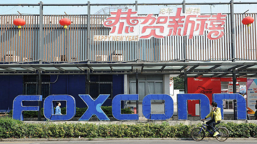 Wisconsin Senate leader wants timeline for Foxconn jobs