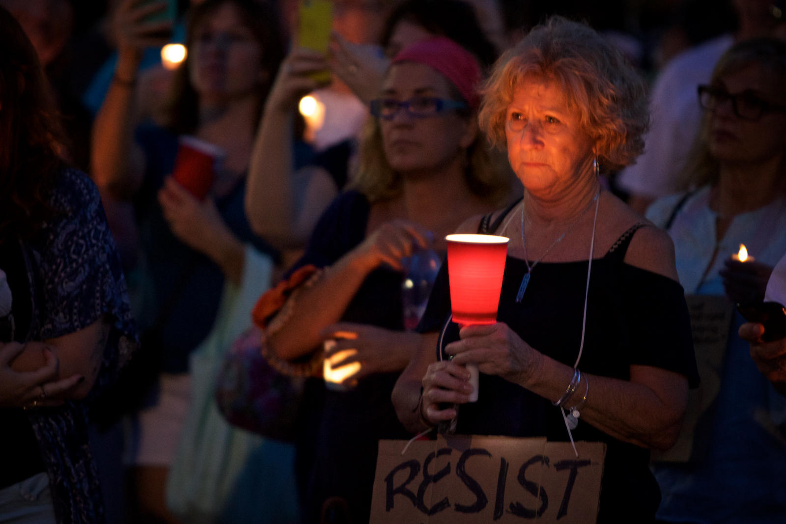 Vigil held in Las Cruces for victims in Charlottesville attack