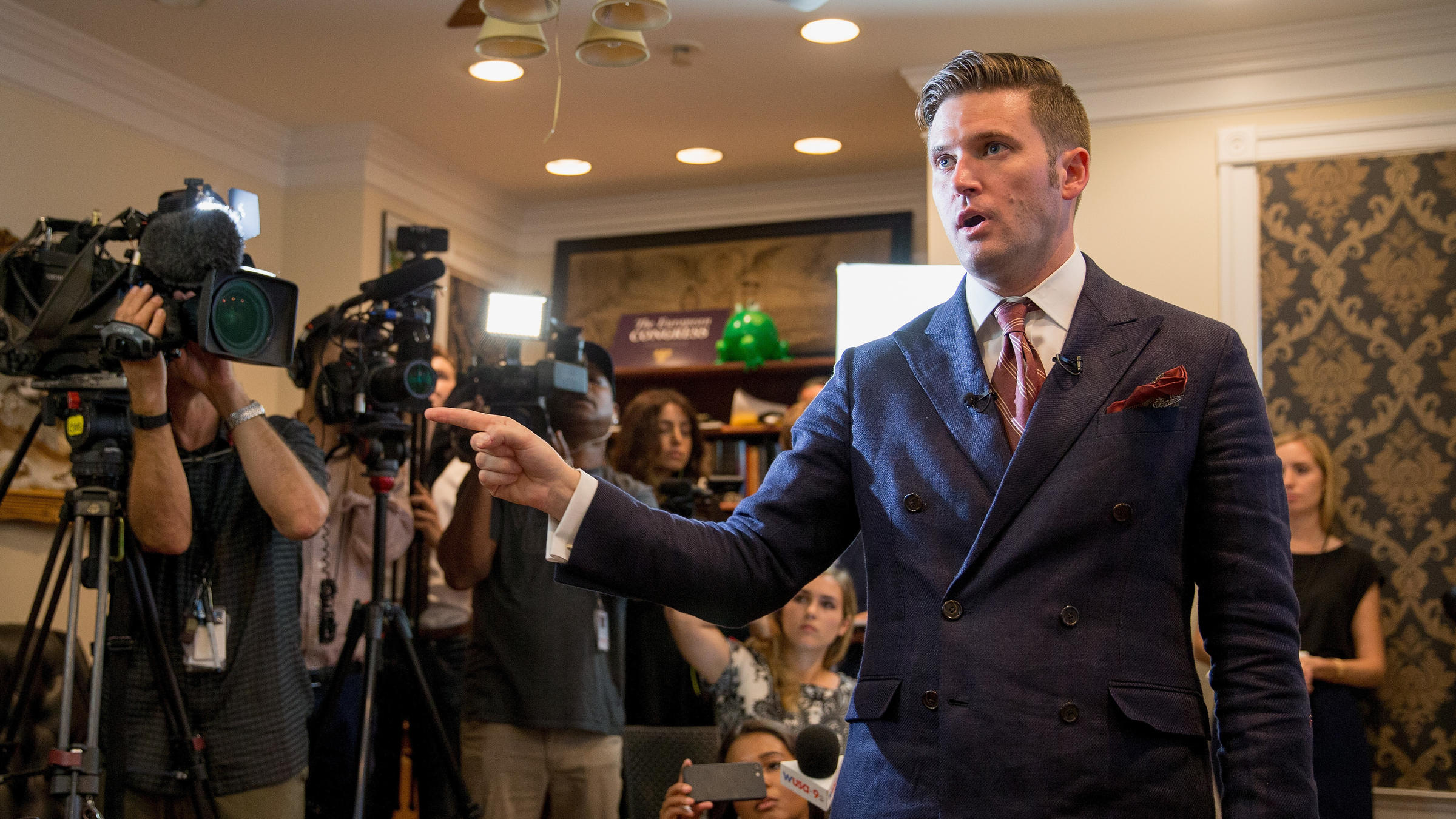 White Nationalist Richard Spencer may speak at UF; counter protest planned