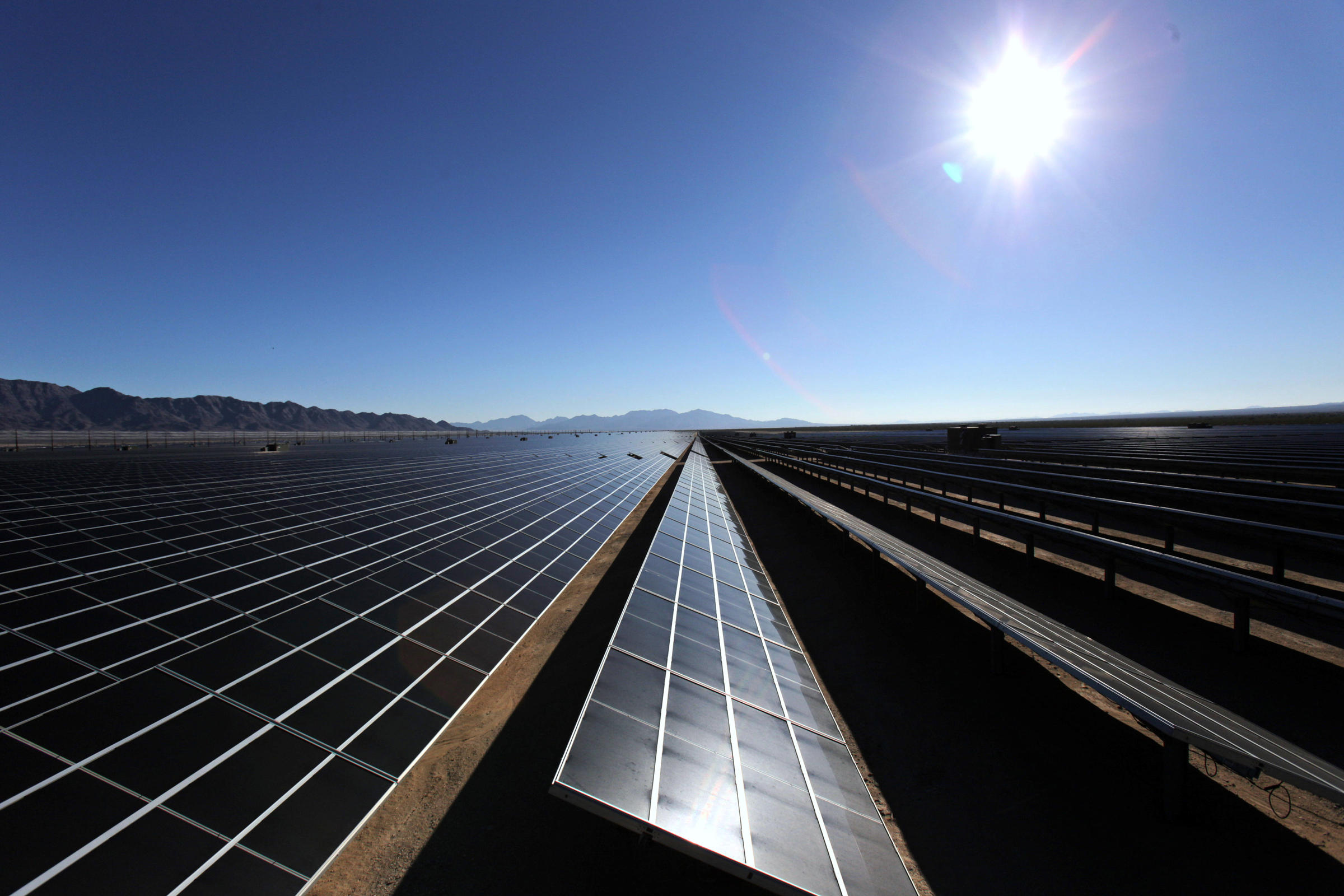California prepares for an eclipse of its solar power for Solar ranch