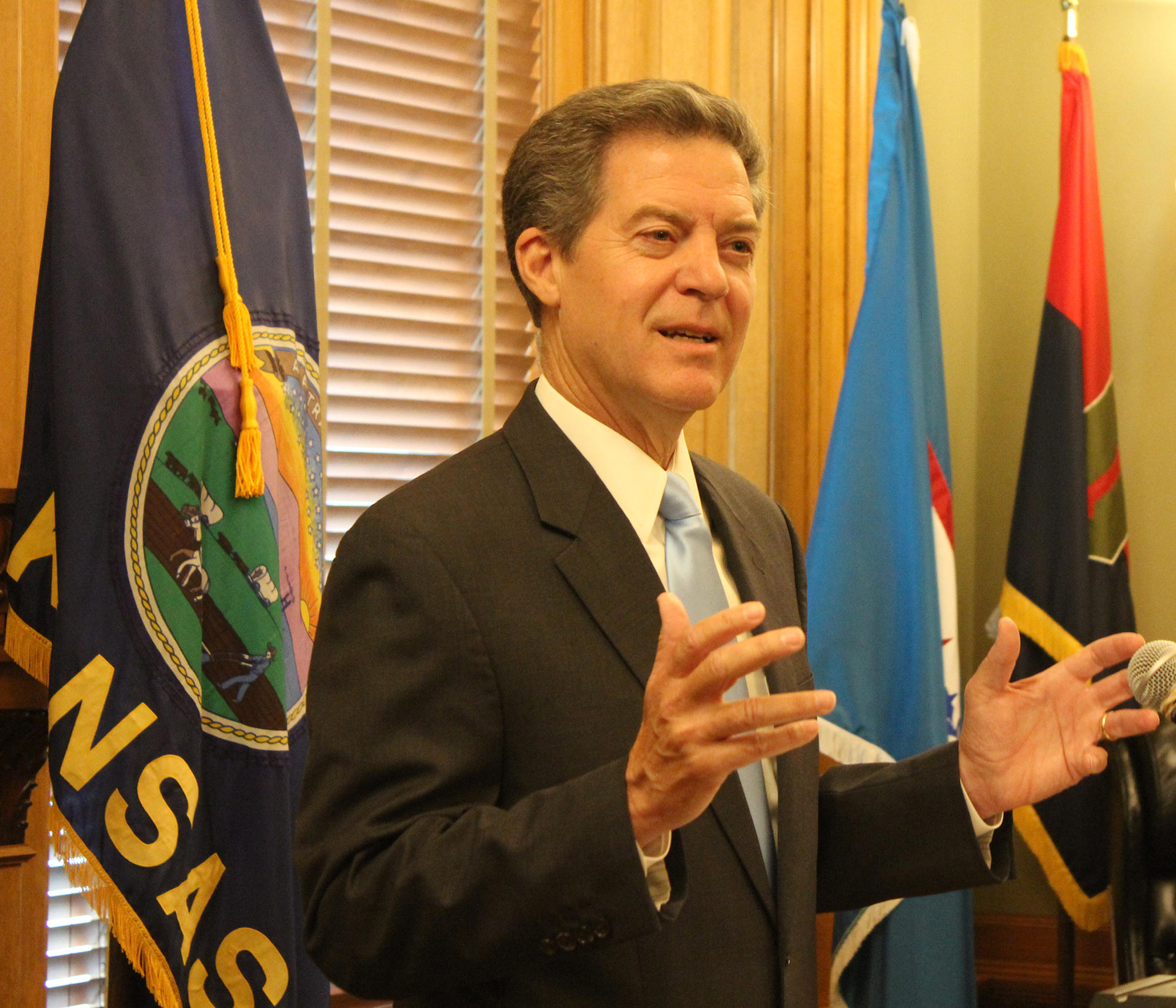 Brownback Announces Salary Increase For Kansas Corrections Officers ...