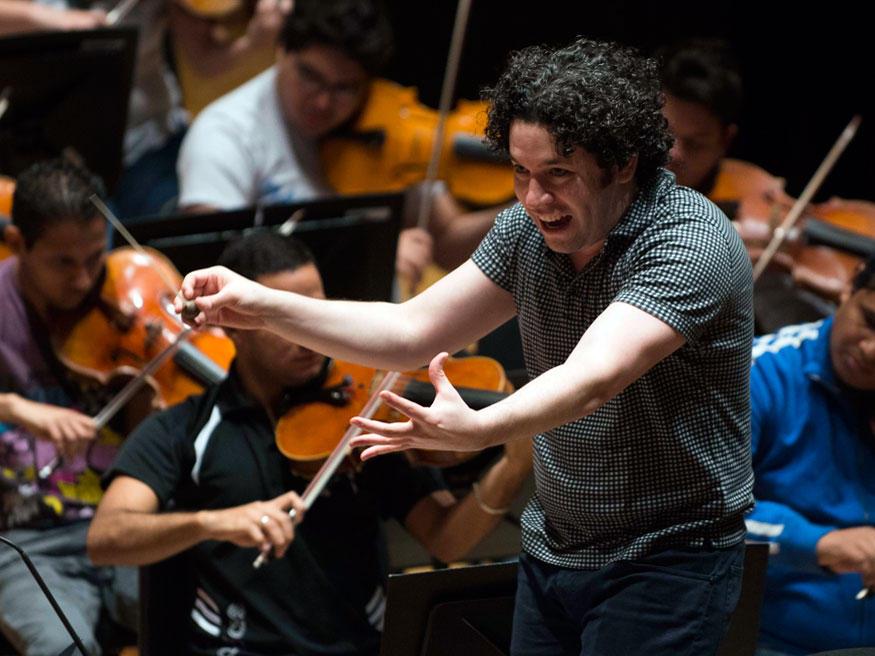 Simon Bolivar Orchestra Tour