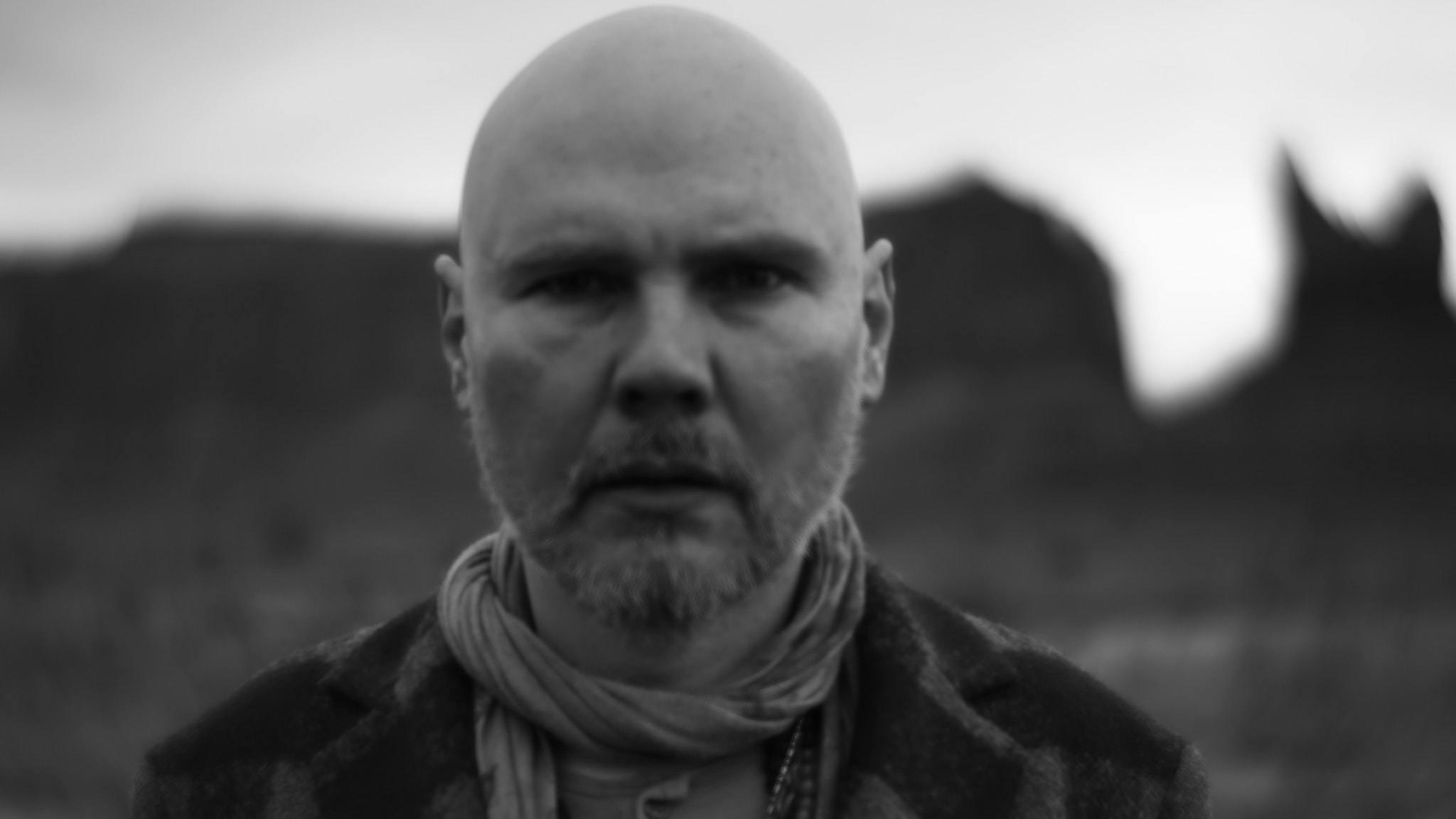 Billy Corgan Announces New Album Ogilala, Shares New Song