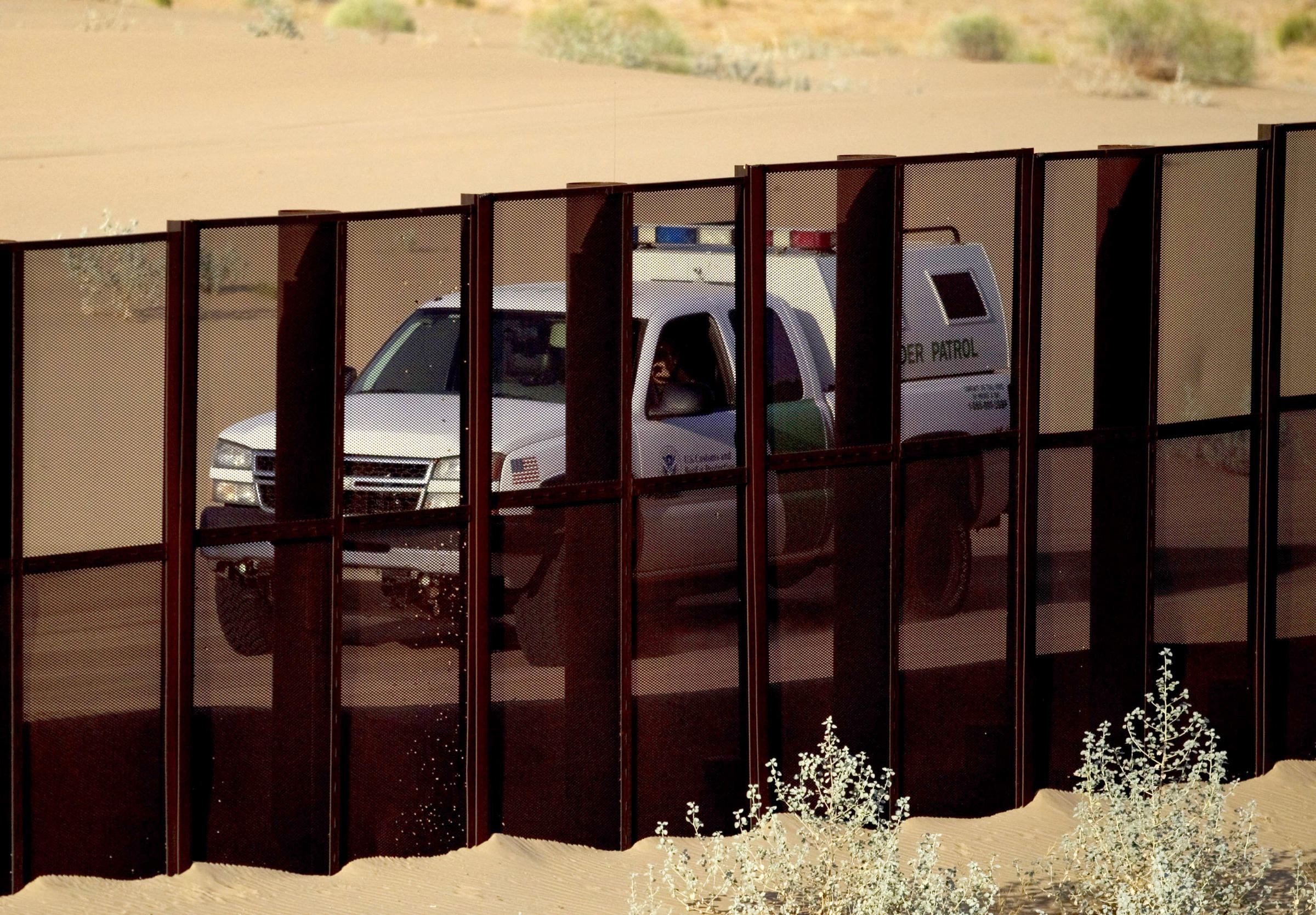DHS Officials Tout Successes Ahead Of Trump's Visit To Arizona Border Town