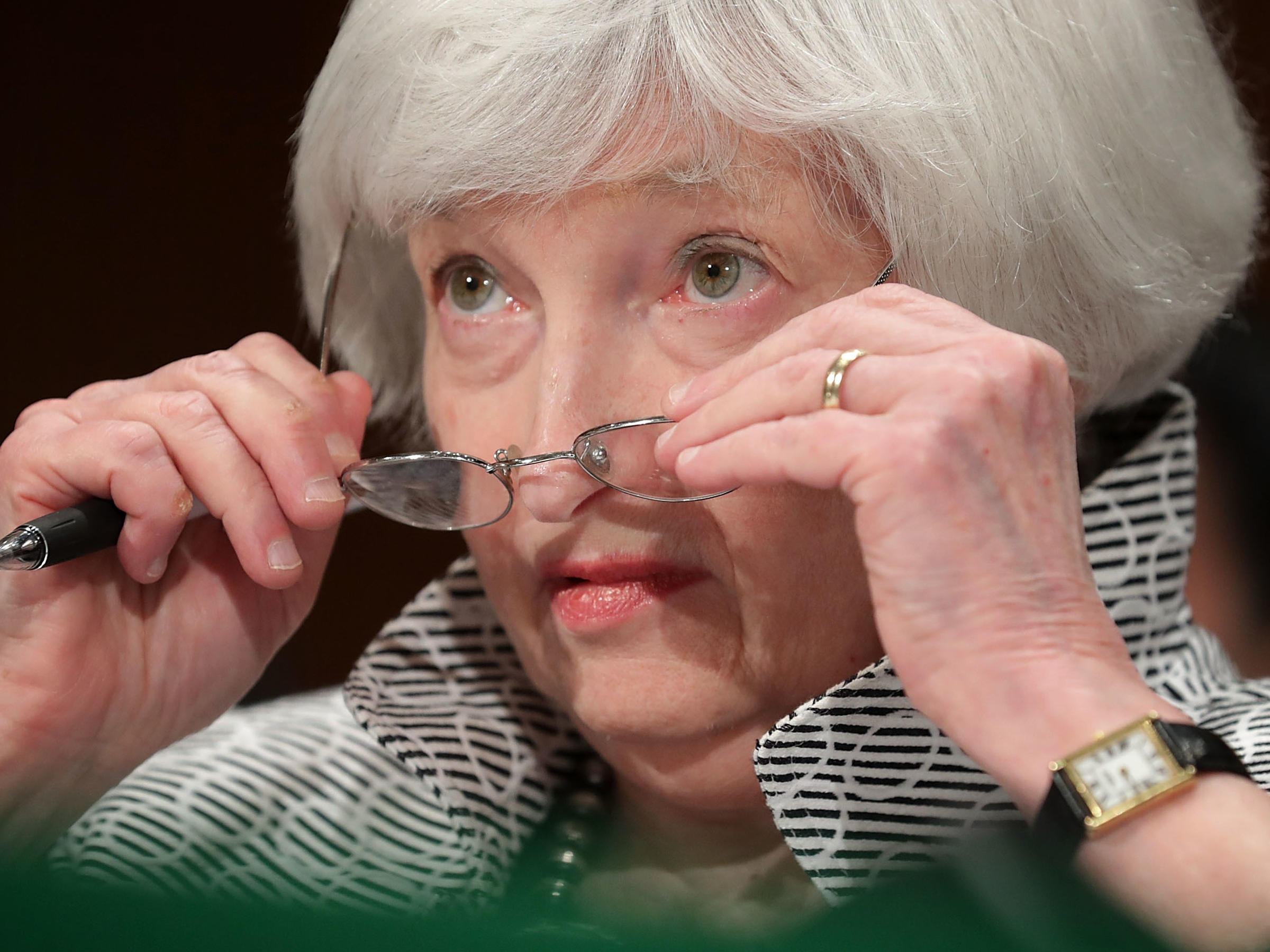 Fed Chair Yellen Defends Regulations After Financial Crisis