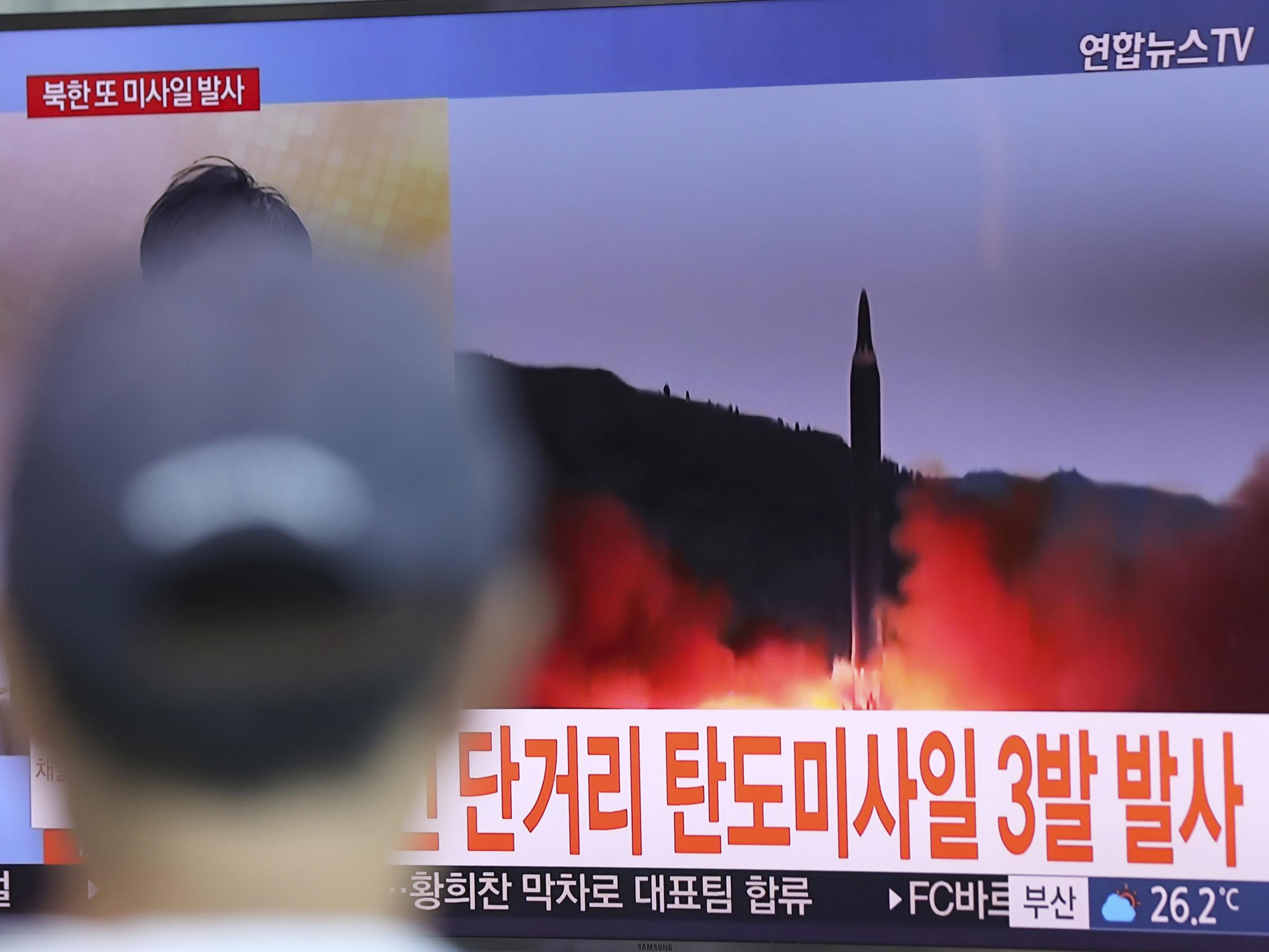 U.S. revises assessment of N. Korea launch
