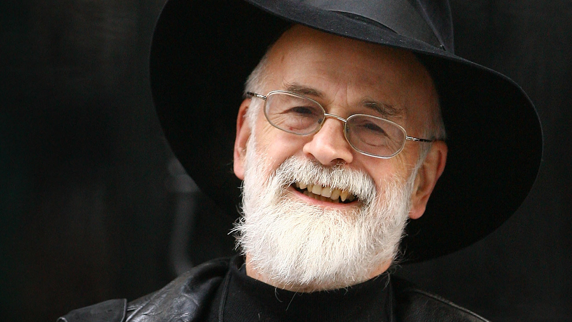 Terry Pratchett's unfinished novels run over by a steamroller