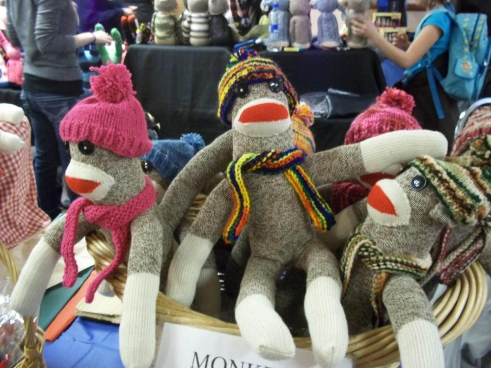(Sock) Monkey Business: A Festival For Iconic Toy | 90.3 KAZU