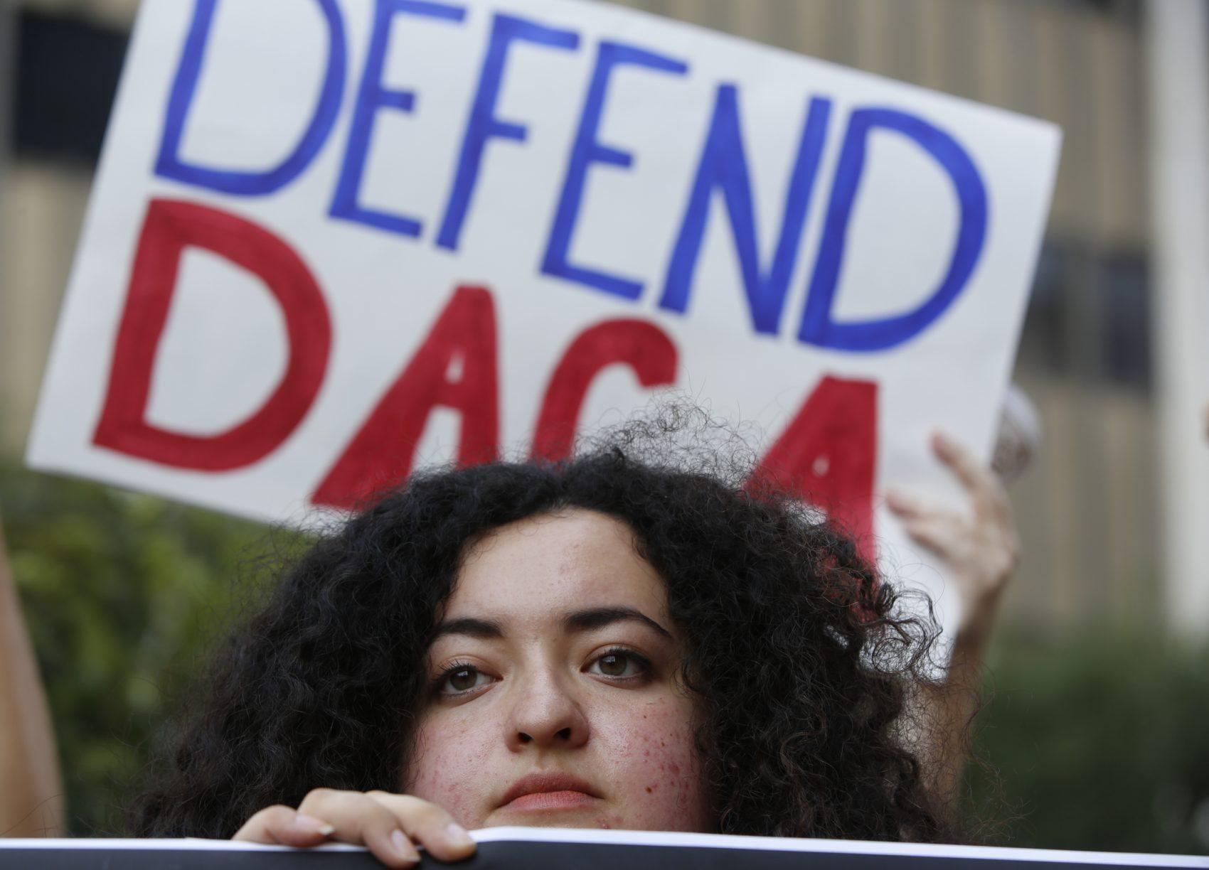 DACA students around the Valley saying they are facing an uncertain future