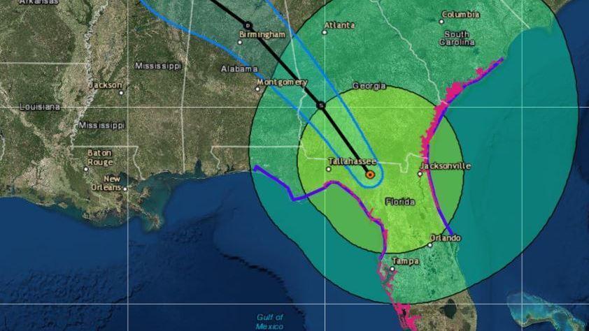 Charleston deals with 'incredible flooding,' tornado warnings as Irma passes