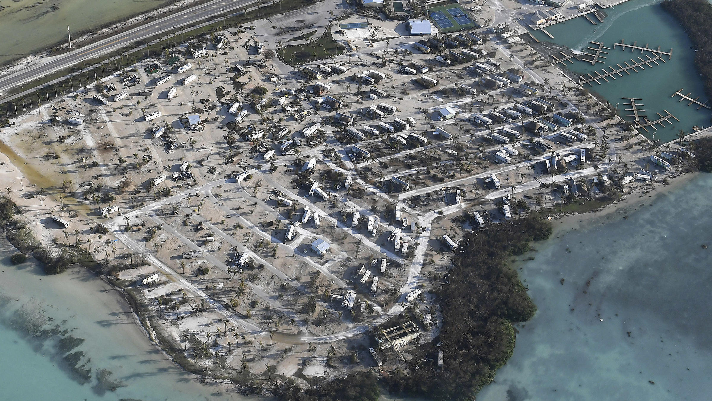 After Heavy Damage Florida Keys Residents Anxiously Wait Return Home in addition Tiny Mobile Homes as well Big Rig Driver Flees After Deadly Pickup Truck Crash further Ham Radio Mast Tilt also Tunein. on trailer mobile radio station