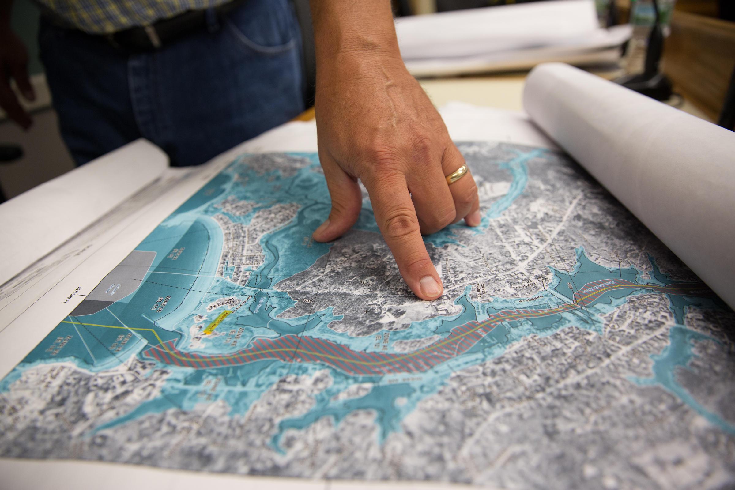 Coastal Communities Challenge Updated FEMA New England Flood Maps ...