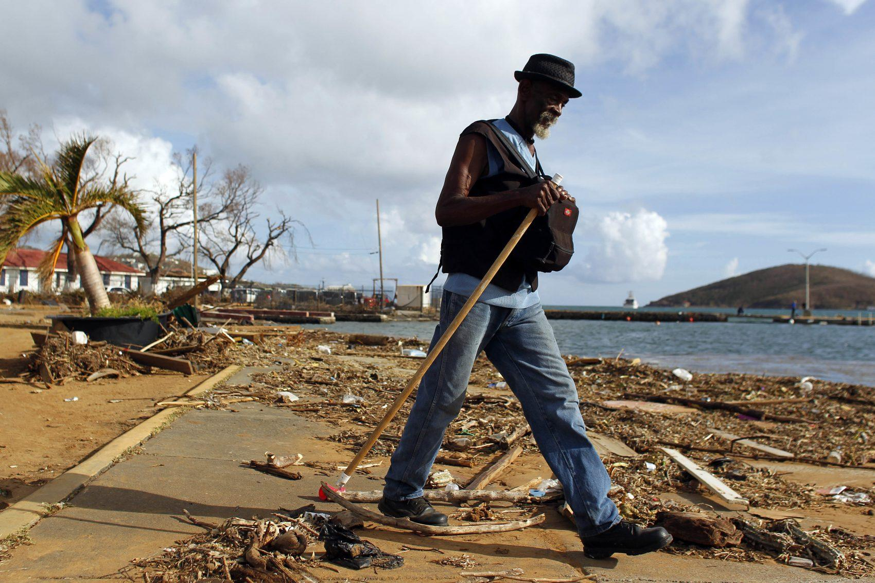 Irma Recovery In St. Thomas Expected To Be Slow And Painful