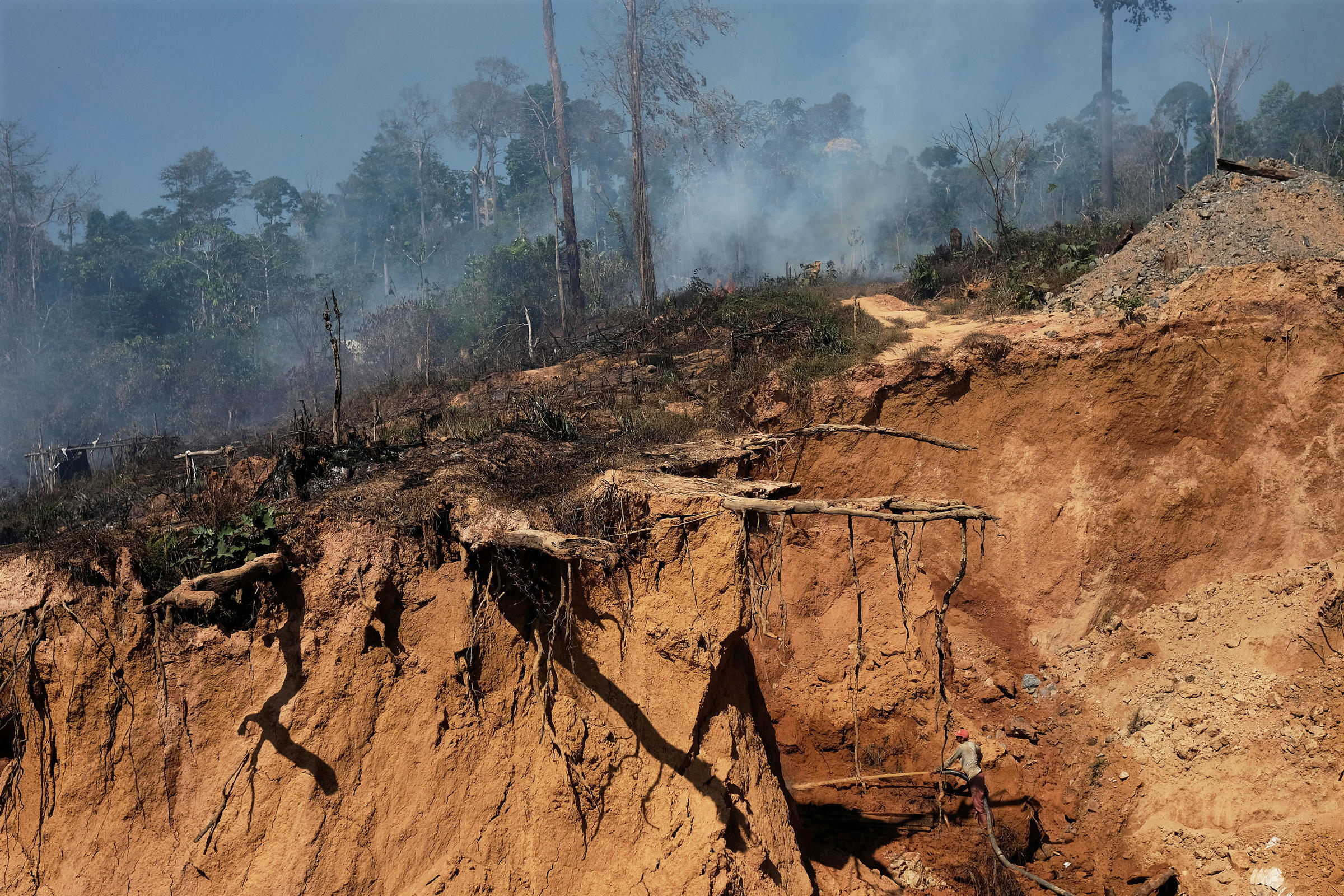 Brazil to reinstate protection for Amazon reserve