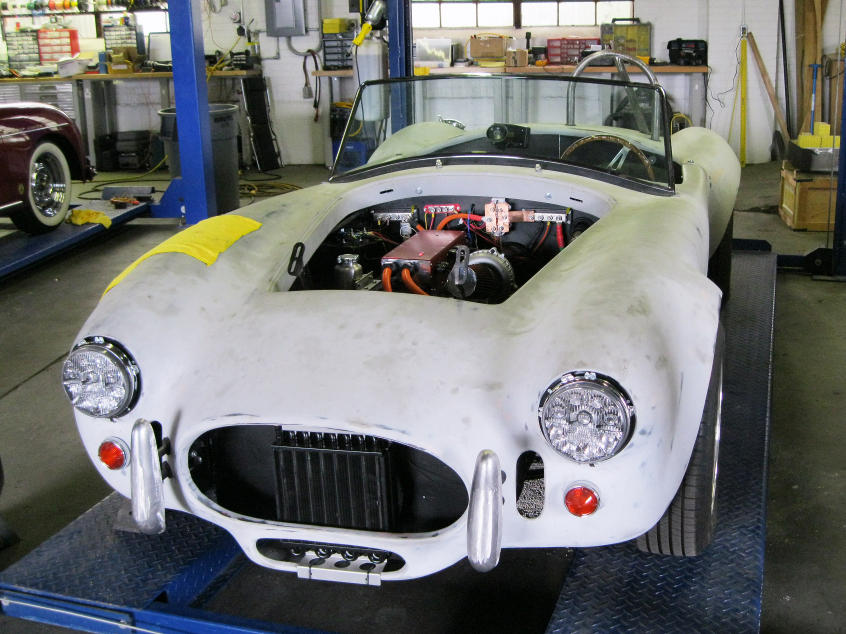 A Do-It-Yourself Approach To The Electric Car | KANW