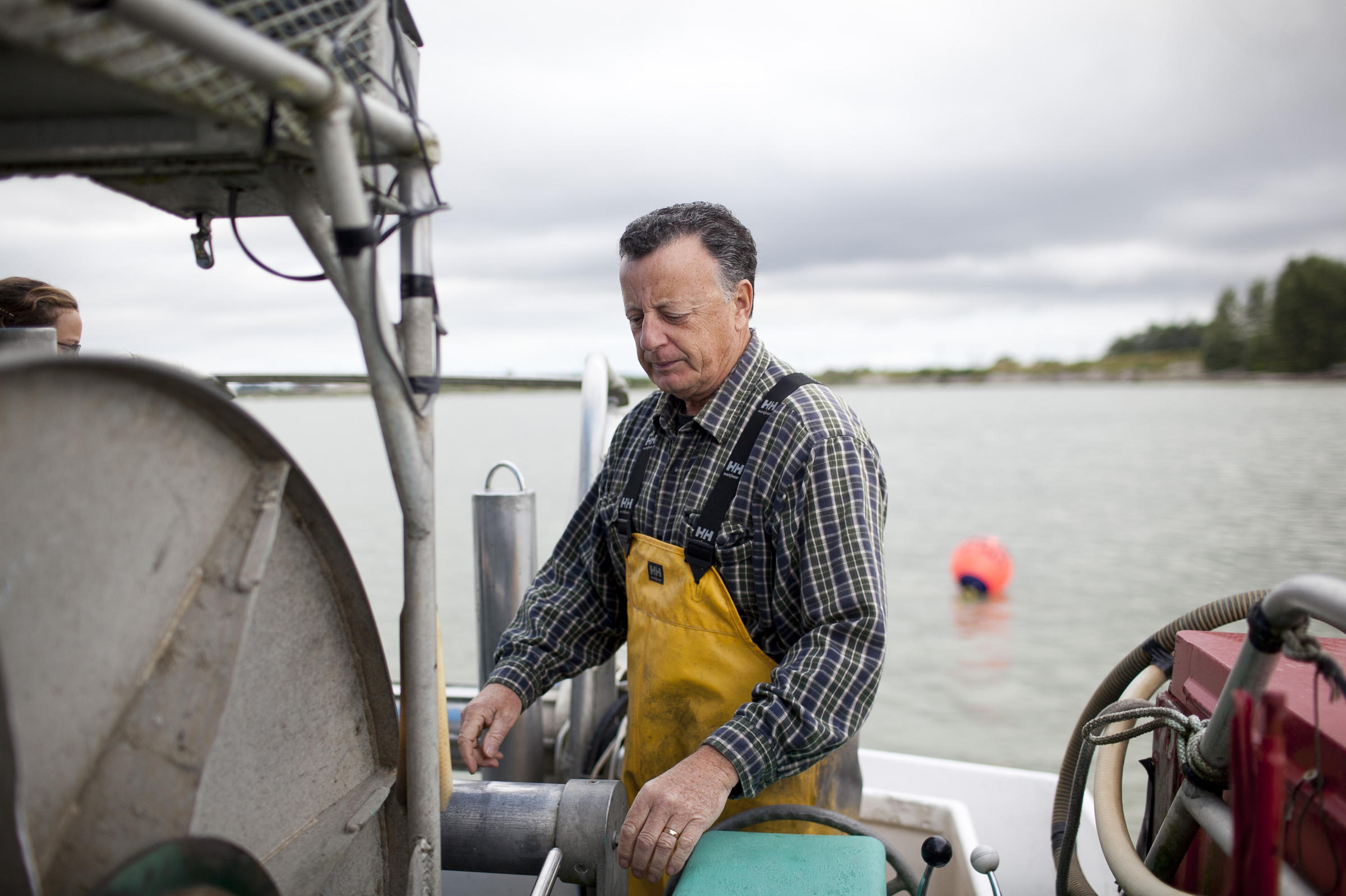 Conditions allow for more sustainable labeled seafood for Captain mike s fresh fish seafood