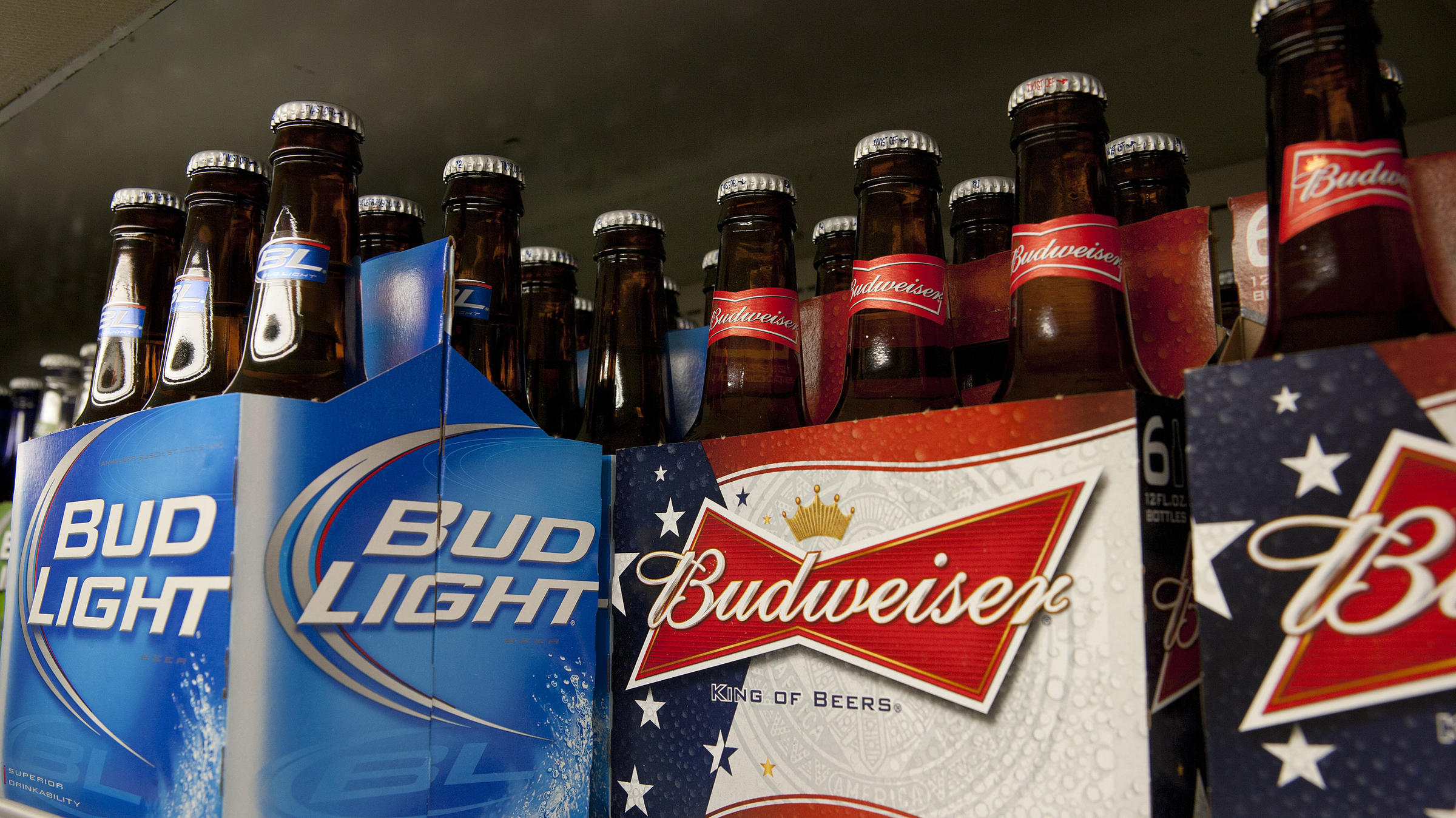 Plaintiffs Accuse Anheuser Busch Of Misleading Consumers About The Alcohol  Content In Bud Light, Budweiser And Other Products. The Brewer Denies The  Claims.