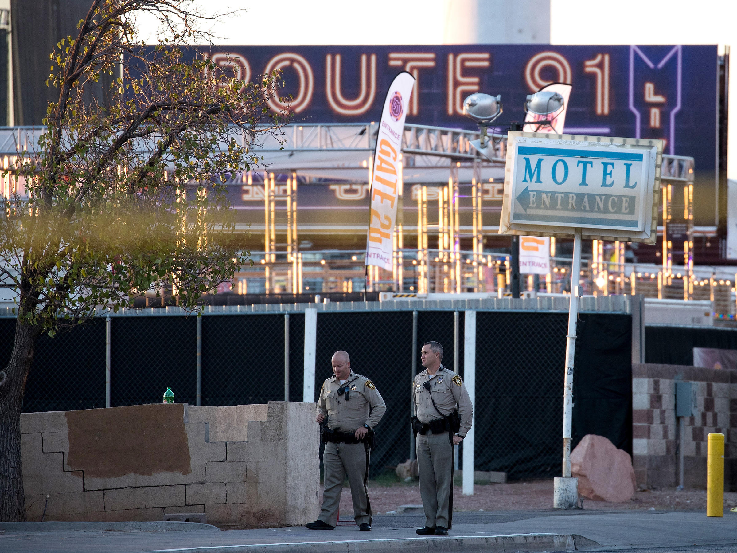 Las Vegas mass shooter may have rigged guns to shoot faster