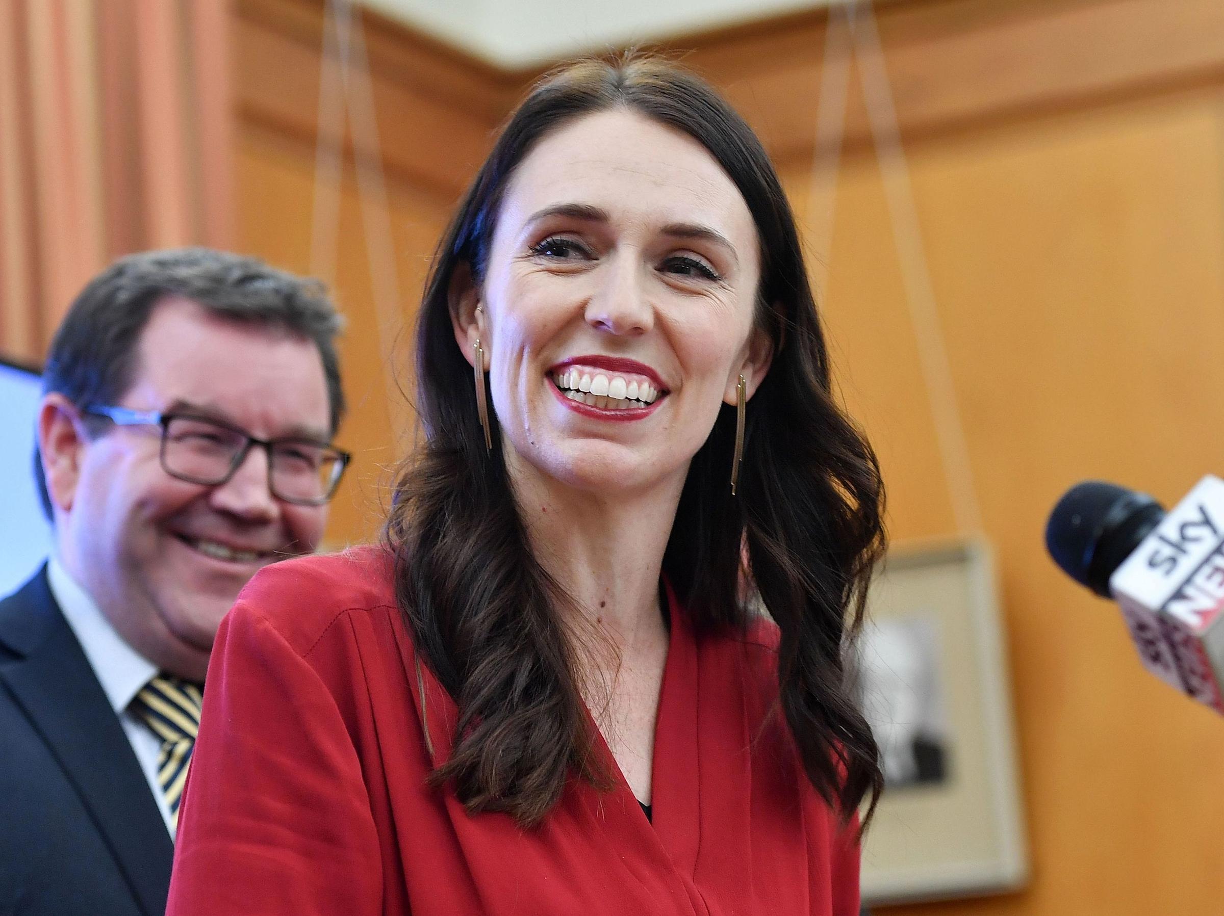 Jacinda Ardern Update: Meet Jacinda Ardern, 37, New Zealand's Next Prime Minister