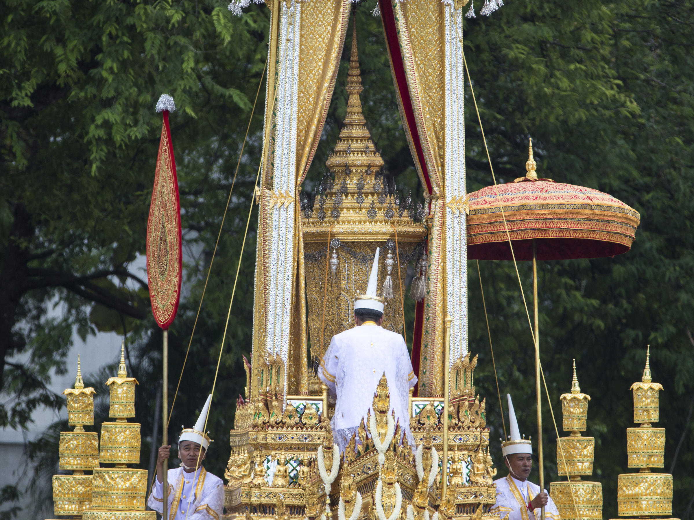 the king of thailand The late king of thailand is going to be cremated on 26 october, more than a year after his death plunged the country into mourning bhumibol adulyadej's funerary.