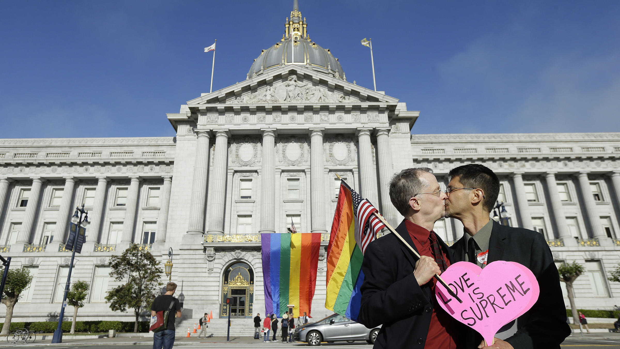 Supreme Court Changes Face Of Marriage In Historic Ruling ...
