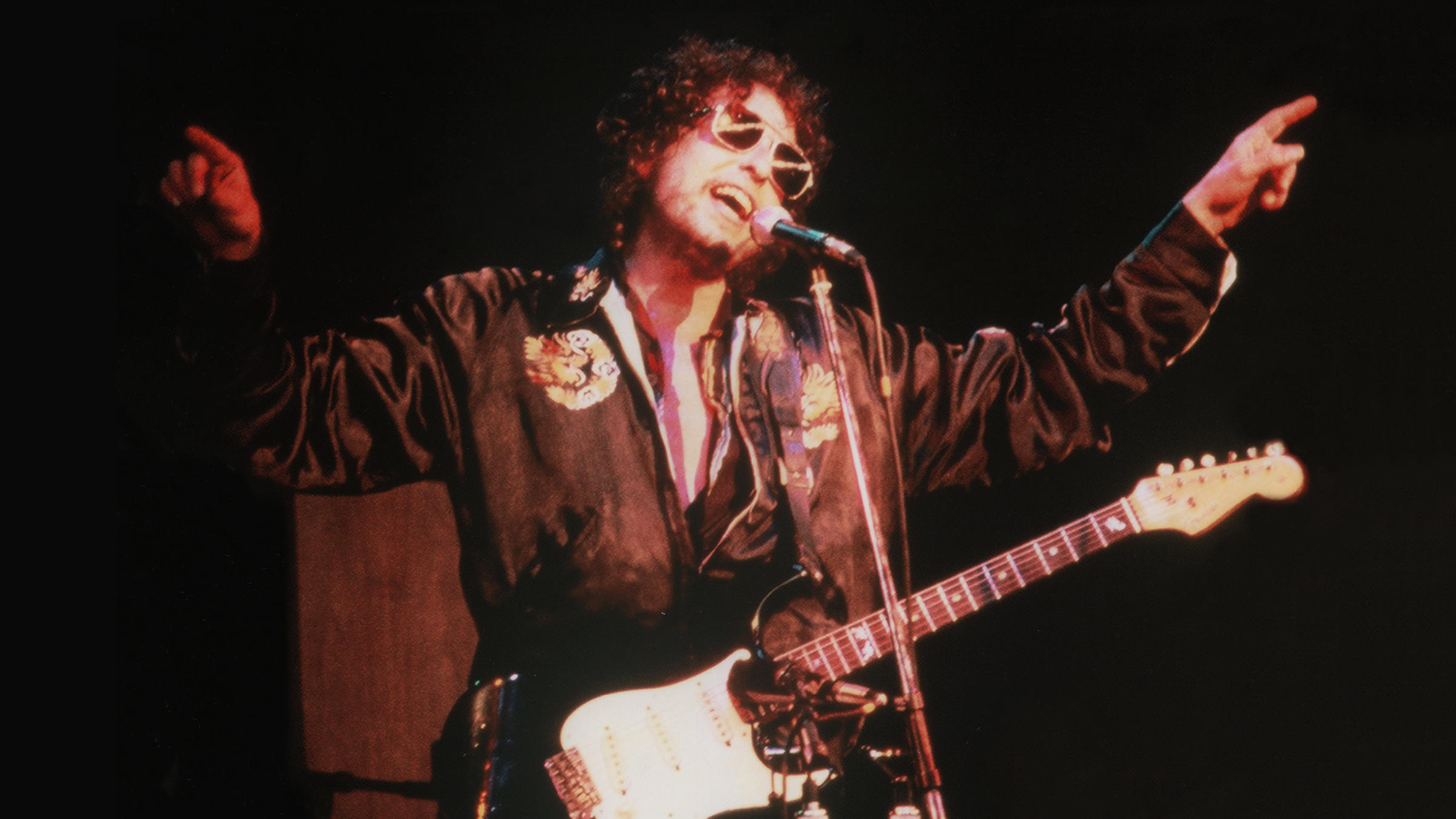 an analysis of the impact of bob dylan on the radio The unheard bob dylan: inside wbai's archive of early dylan interviews and songs in honor of bob dylan's 70th birthday, democracy now airs rare interviews and early recordings with bob dylan preserved in the pacifica radio archive dylan was born robert allen zimmerman on may 24, 1941,.