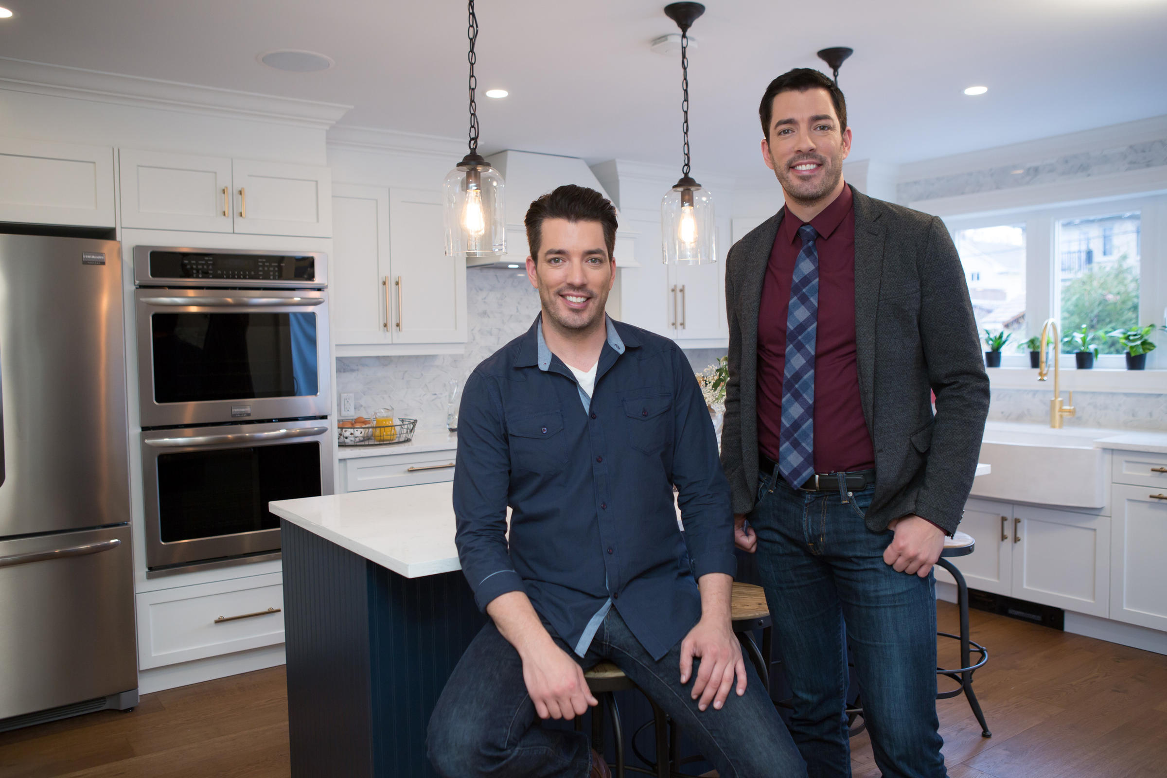 The property brothers flip a page on their tv triumphs Drew jonathan property brothers