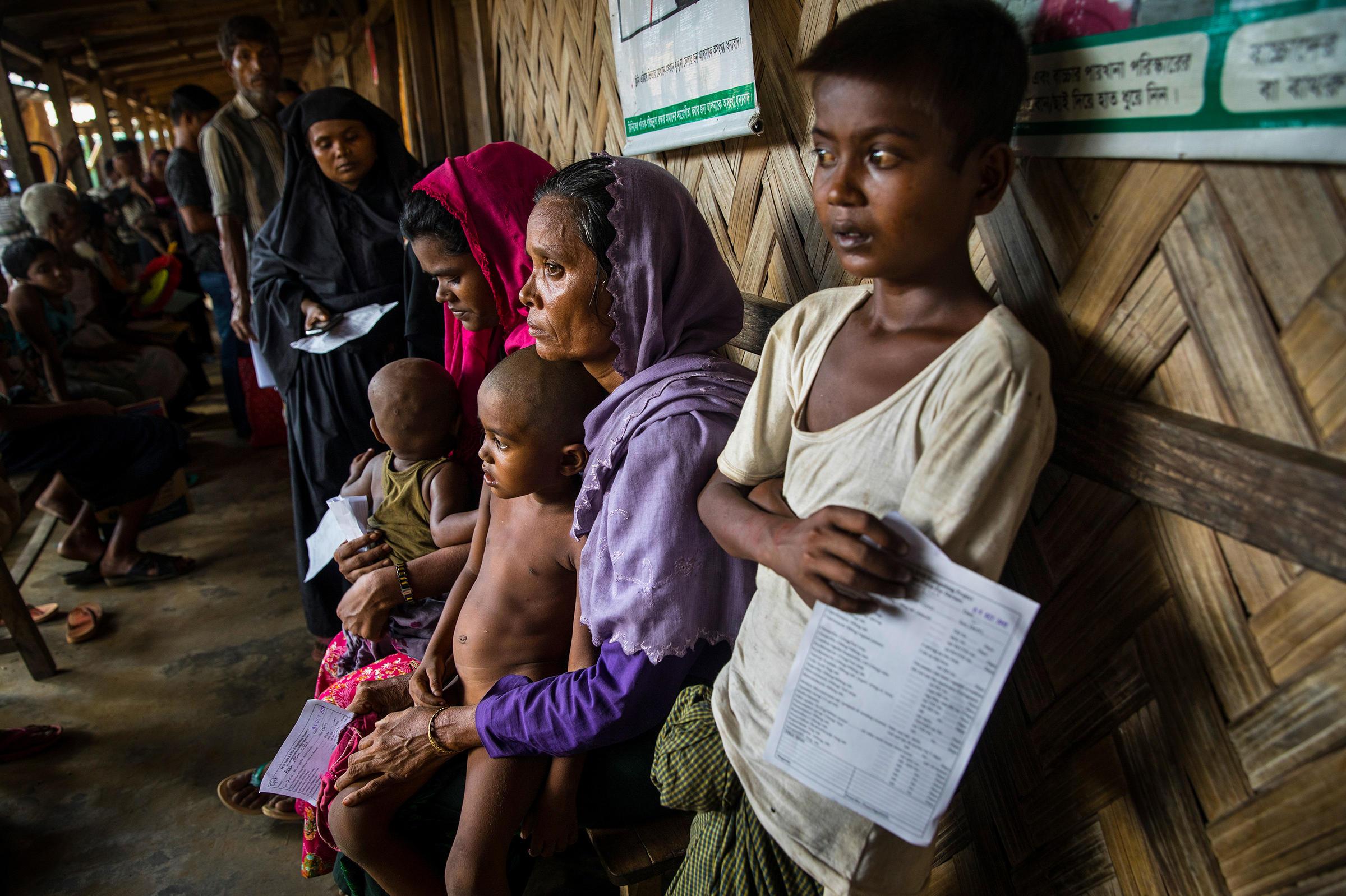 Myanmar troops gang-raped Rohingya women and girls- HRW