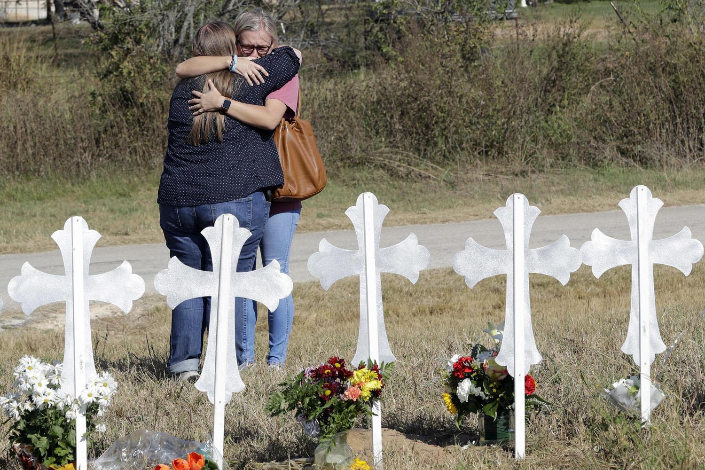 Gunman Devin Kelley escaped mental hospital in 2012 — Texas church shooting