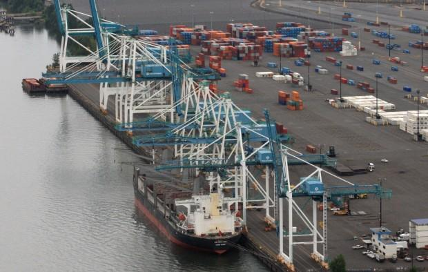 Container Service Returns to Port of Portland